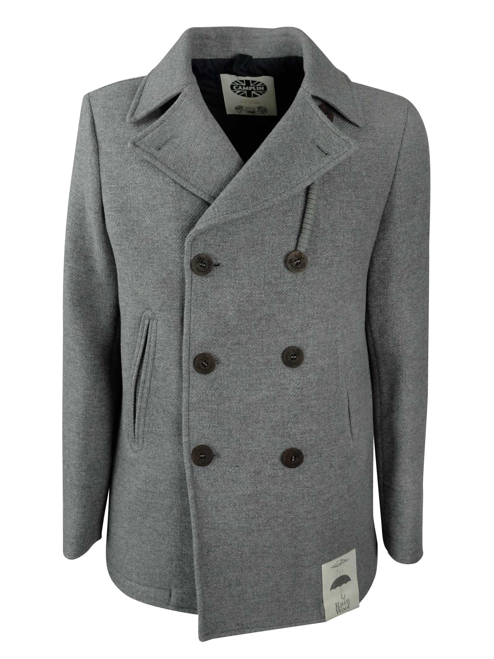 Doubl-breasted jacket CAMPLIN | Jackets | NORTHPEACOATG F