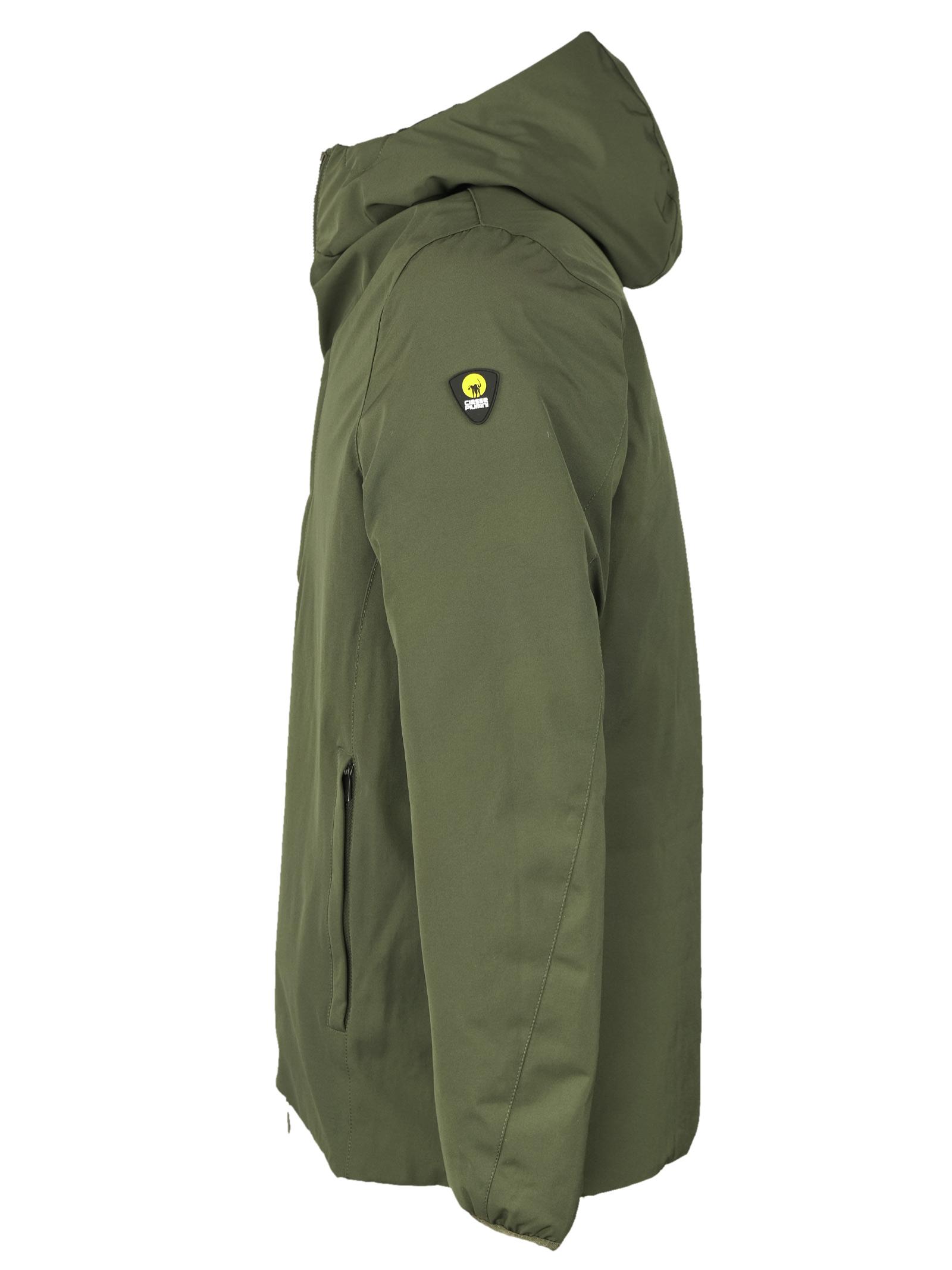 Reversible down Jacket  CIESSE | Jackets | 193CFMJ1138 P9F10D427NX9