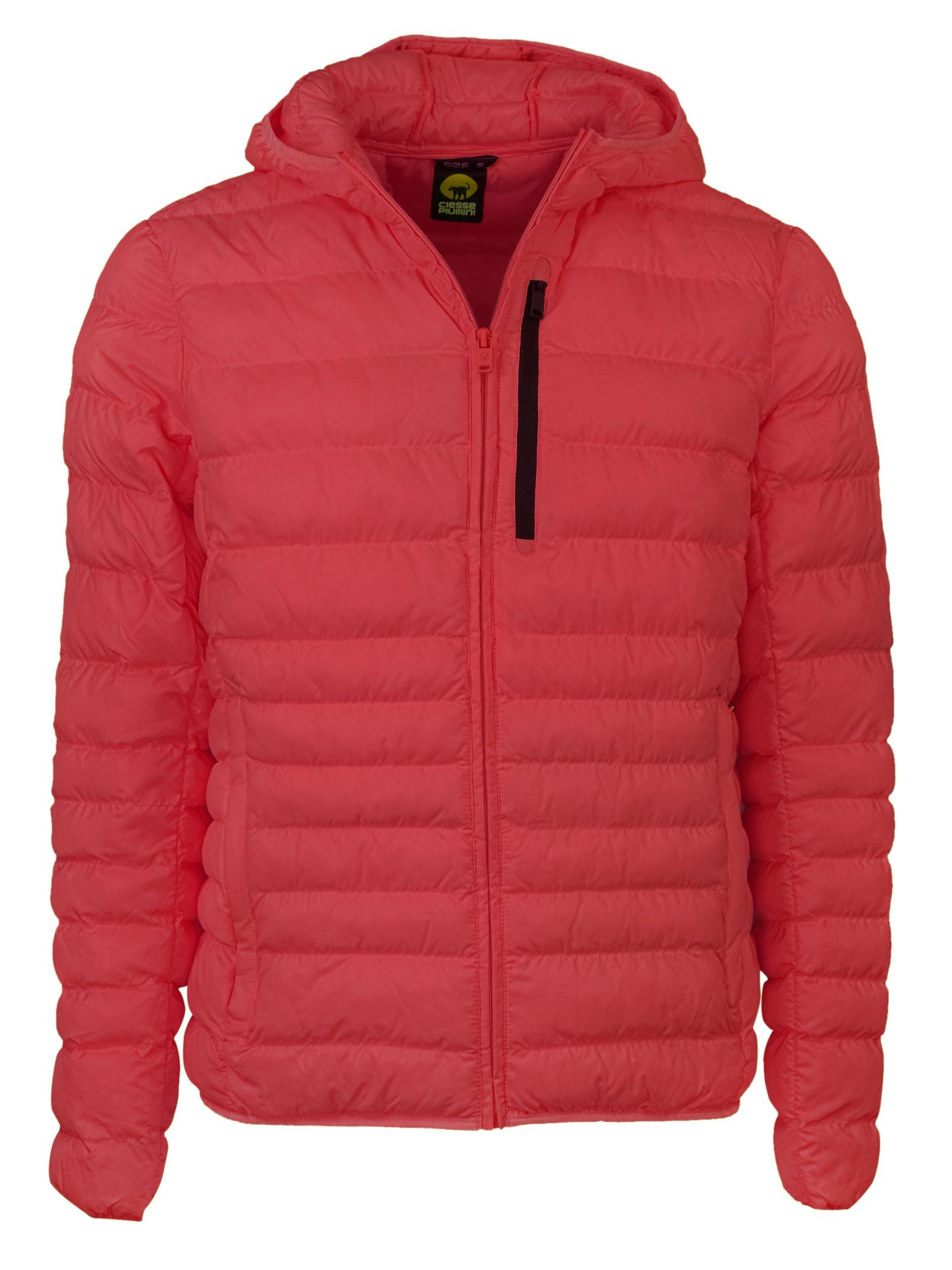 Hooded Eco-Down Jacket  CIESSE   Jackets   CAMJ00127 P1O10R500XXN