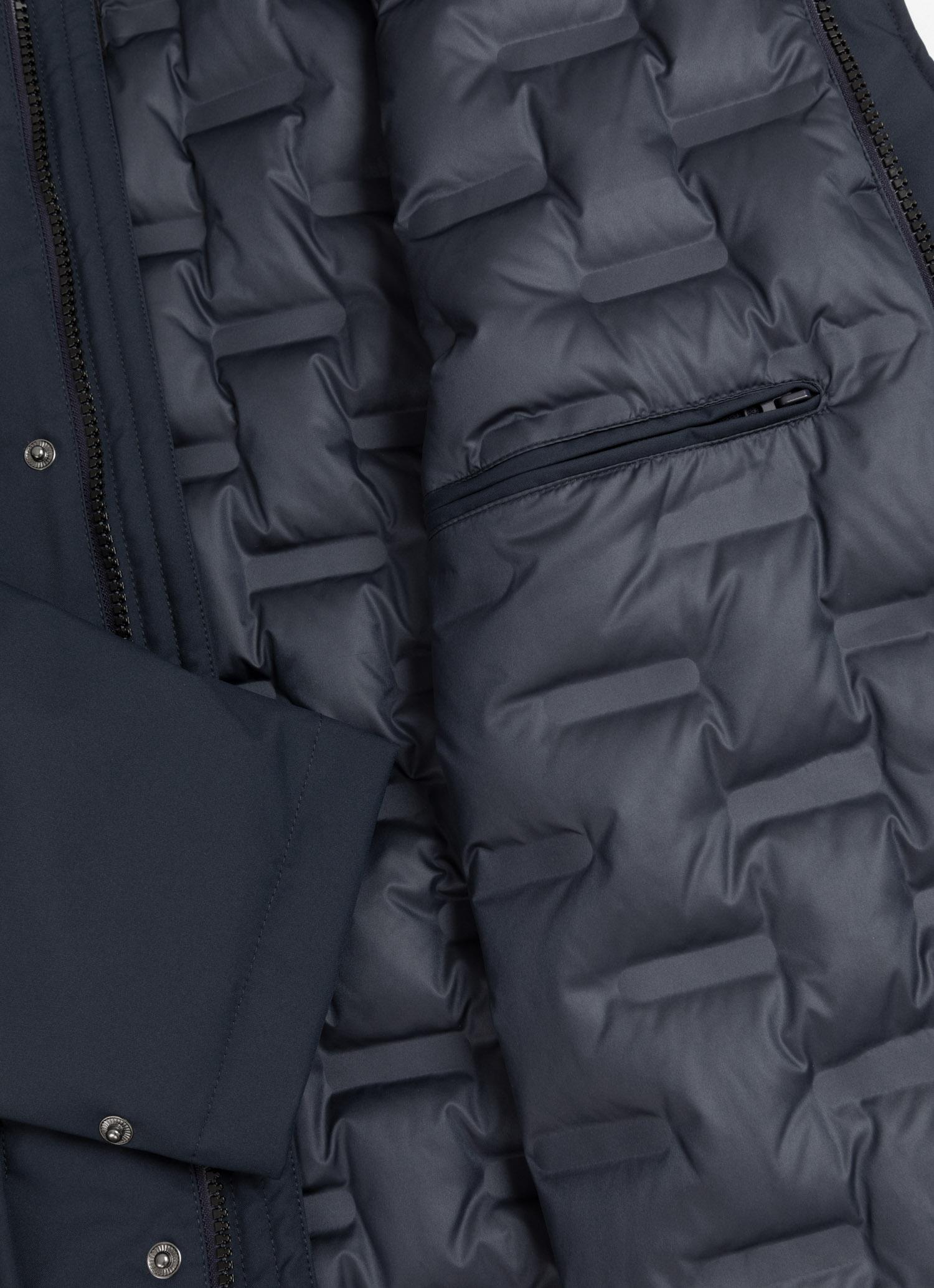 Waterproof jacket with goose down padding. COLMAR | Jackets | 1243 9UZ167