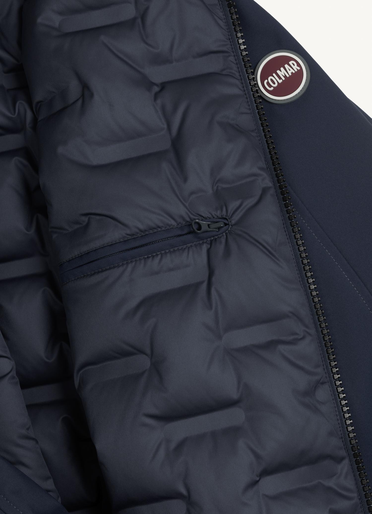 Technical fabric jacket with hood COLMAR   Jackets   1273 9UZ167