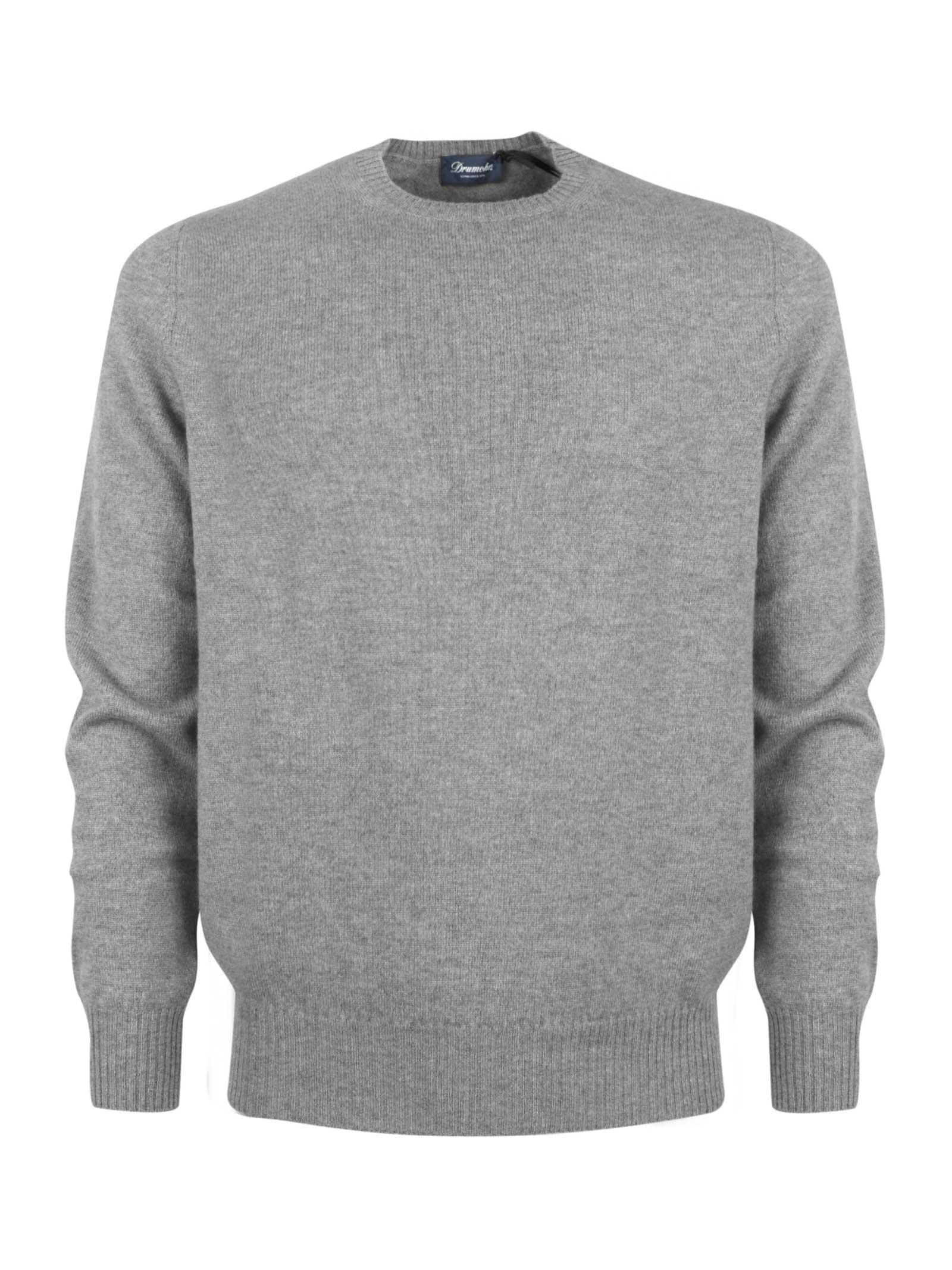 Pullover girocollo DRUMOHR | Maglieria | D1K303635
