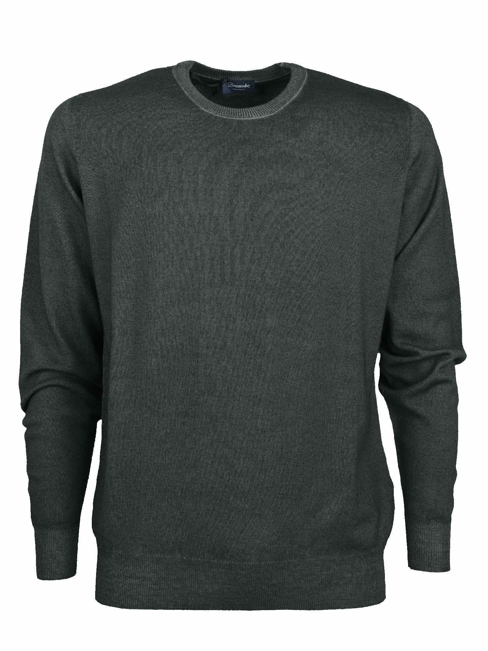 Crew neck pullover DRUMOHR | Knitwear | D2M103A688