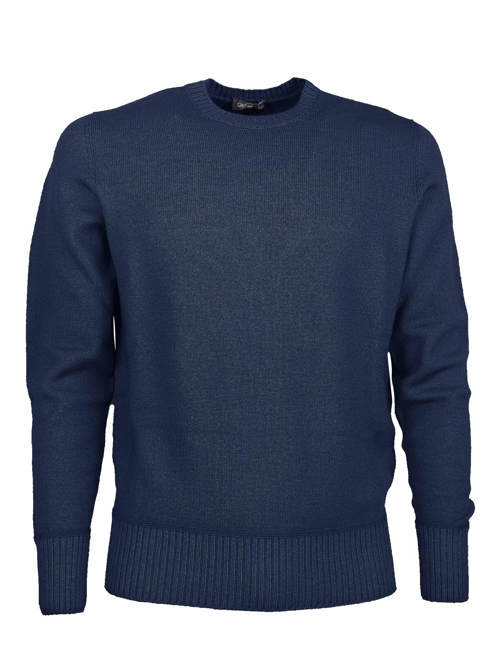 Crew neck pullover DRUMOHR | Knitwear | D8M103AL745