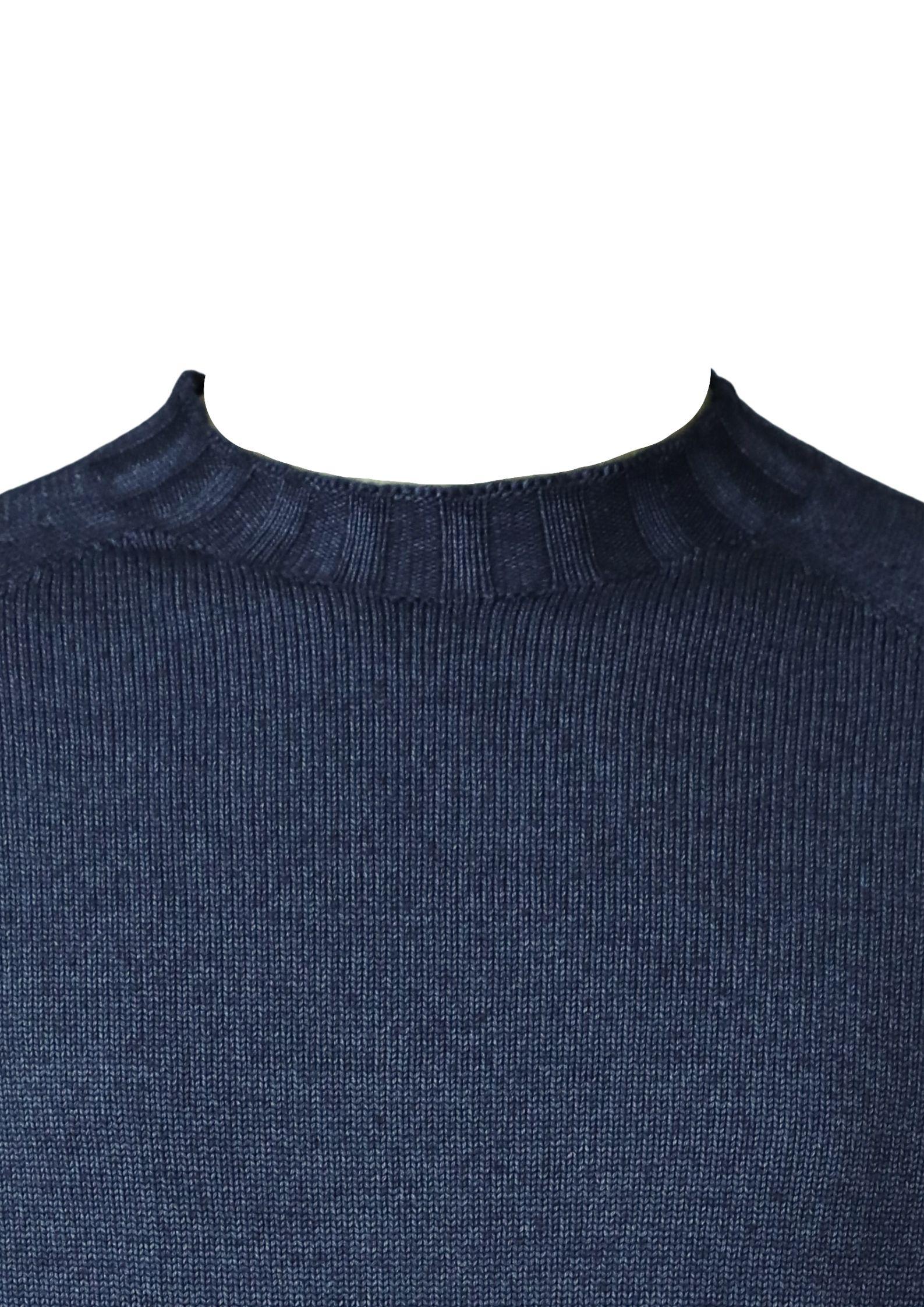 Pullover girocollo H953 | Maglieria | 334989