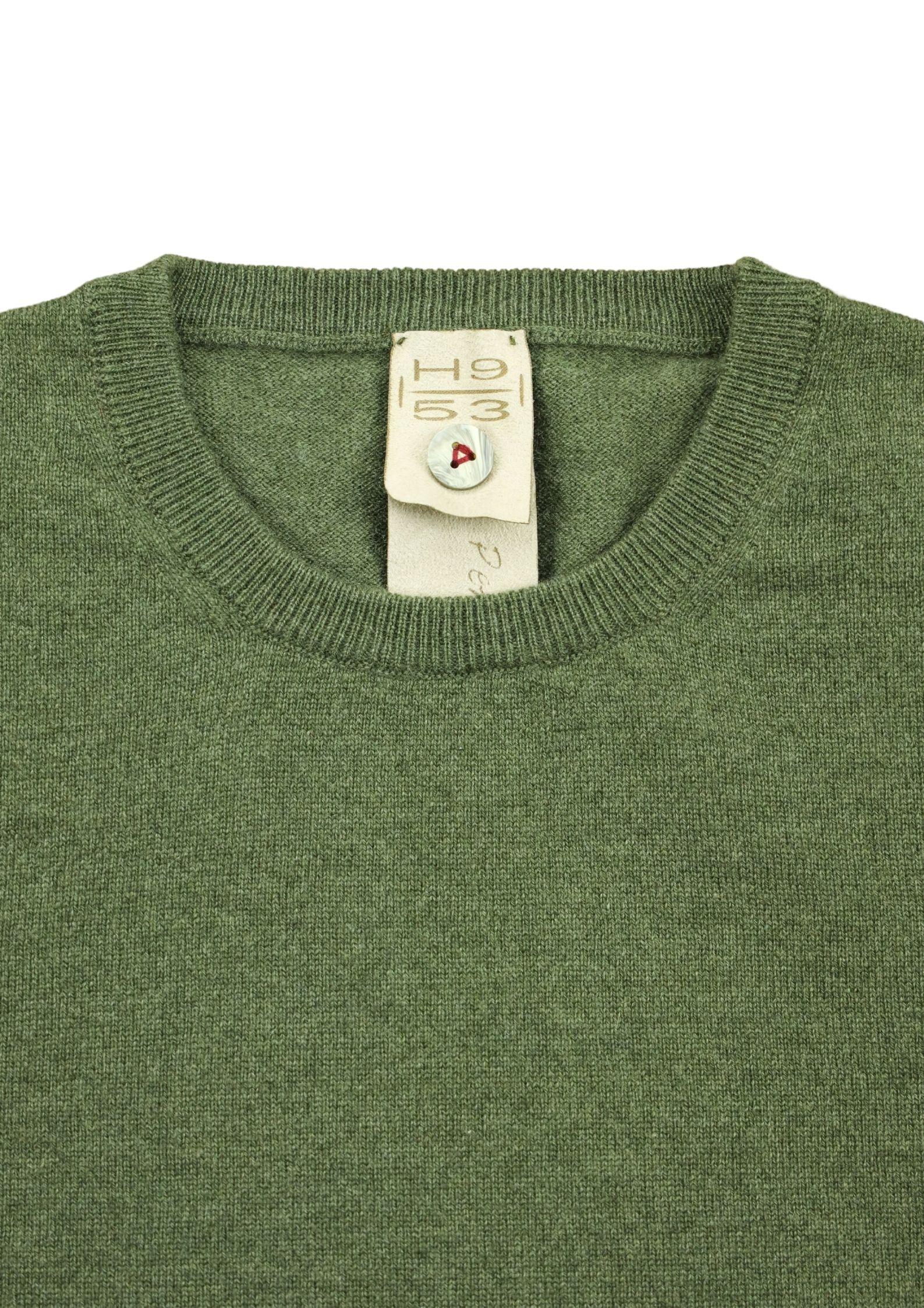 Pullover girocollo H953 | Maglieria | 339526
