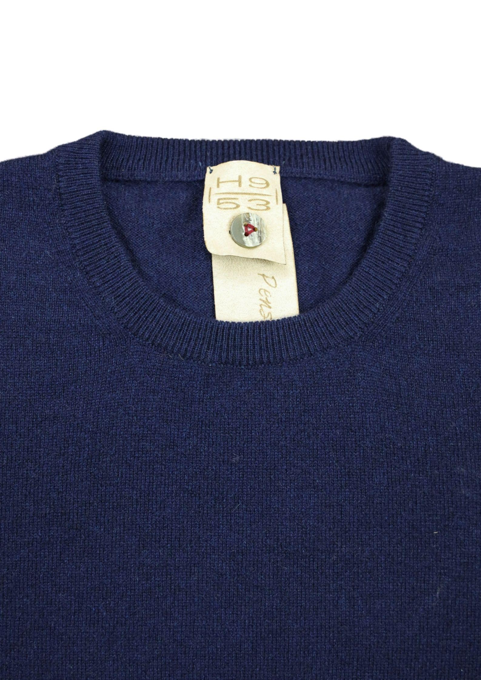 Pullover girocollo H953   Maglieria   339590