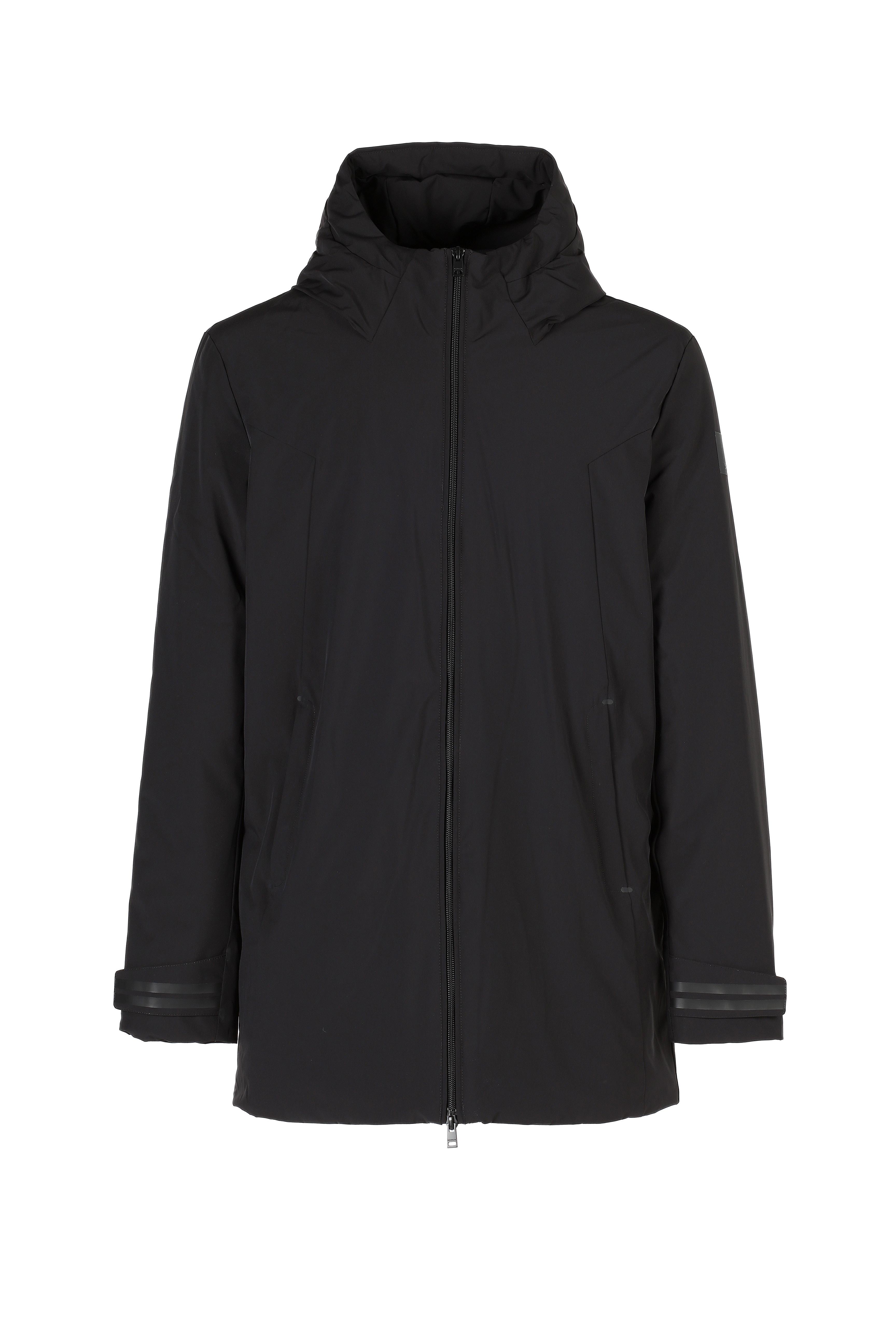 Soft-shell waterproof long jacket MUSEUM   Jackets   RUSSEL72NY973002