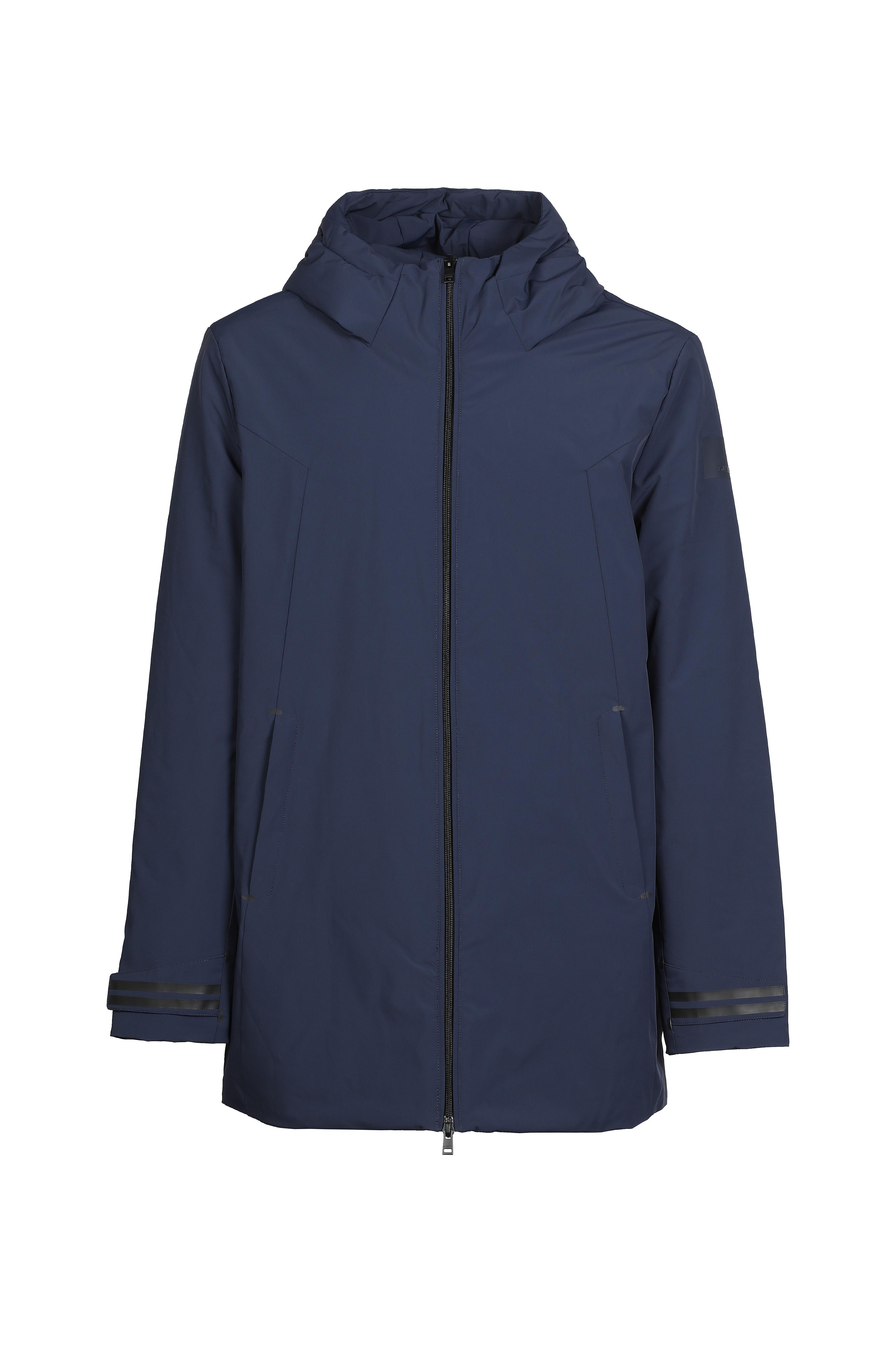 Soft-shell waterproof long jacket MUSEUM | Jackets | RUSSEL72NY973037