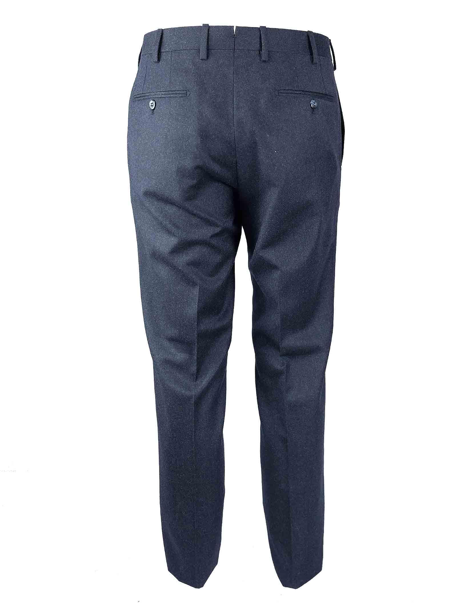 Pantaloni in flanella PANAMA JACKET | Pantaloni | 1117 251T77