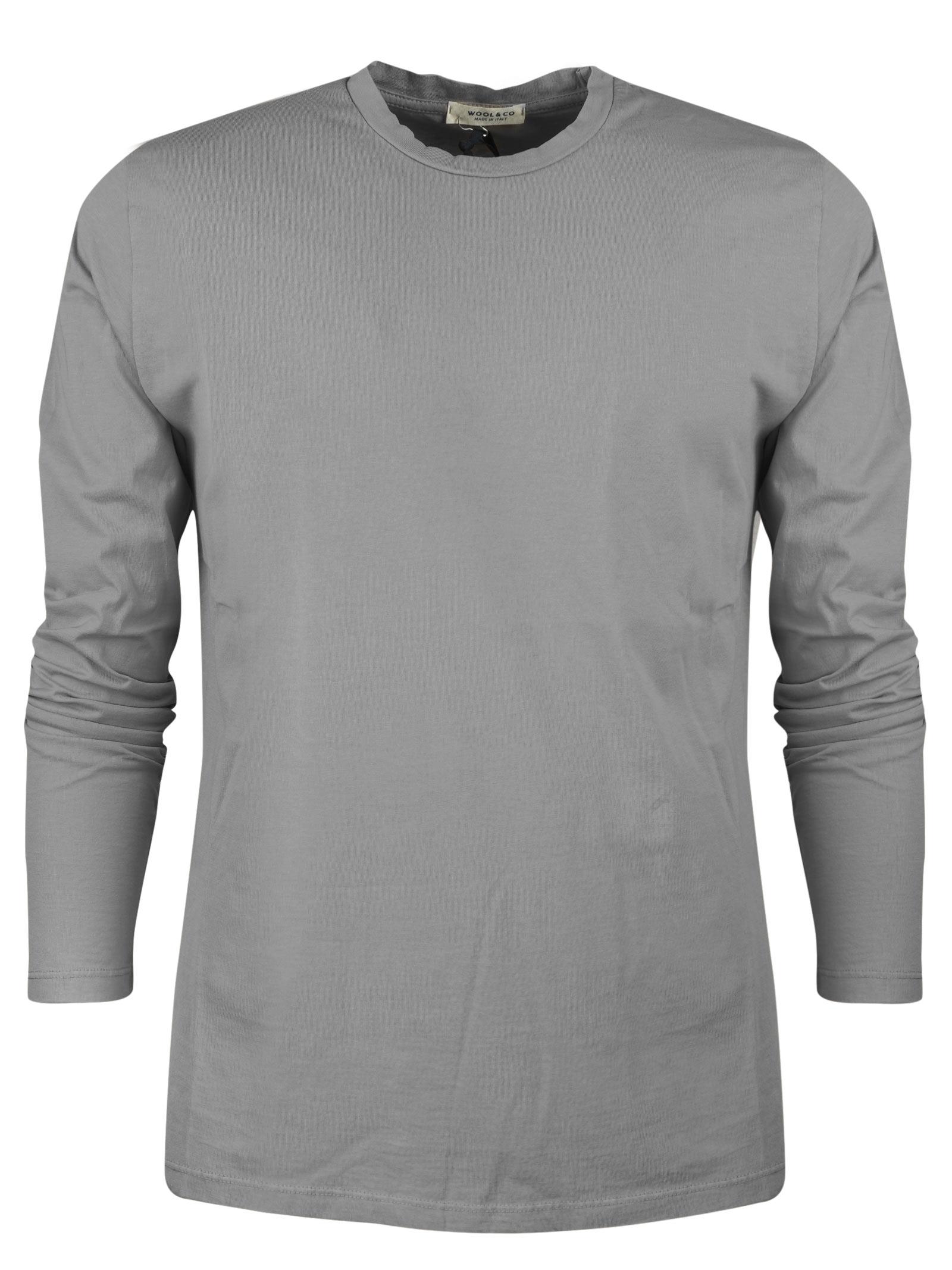 t.shirt long  sleeves WOOL & CO. | T-shirts | 082614