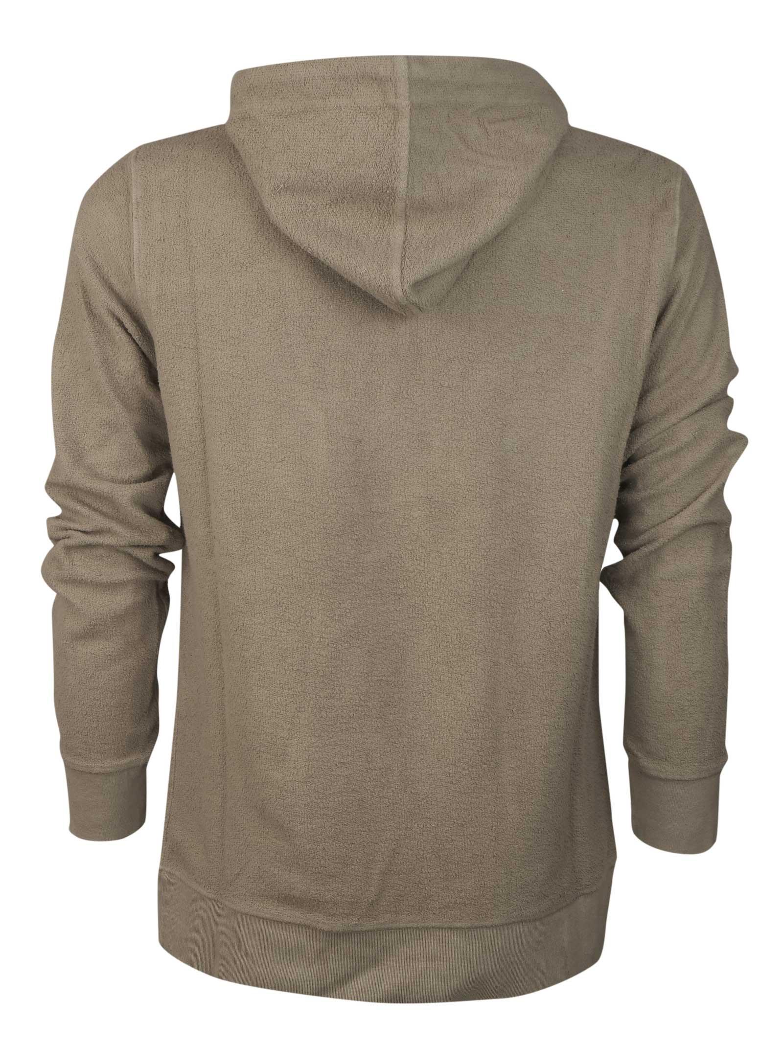 hooded sweat shirt WOOL & CO.   Sweats   822631