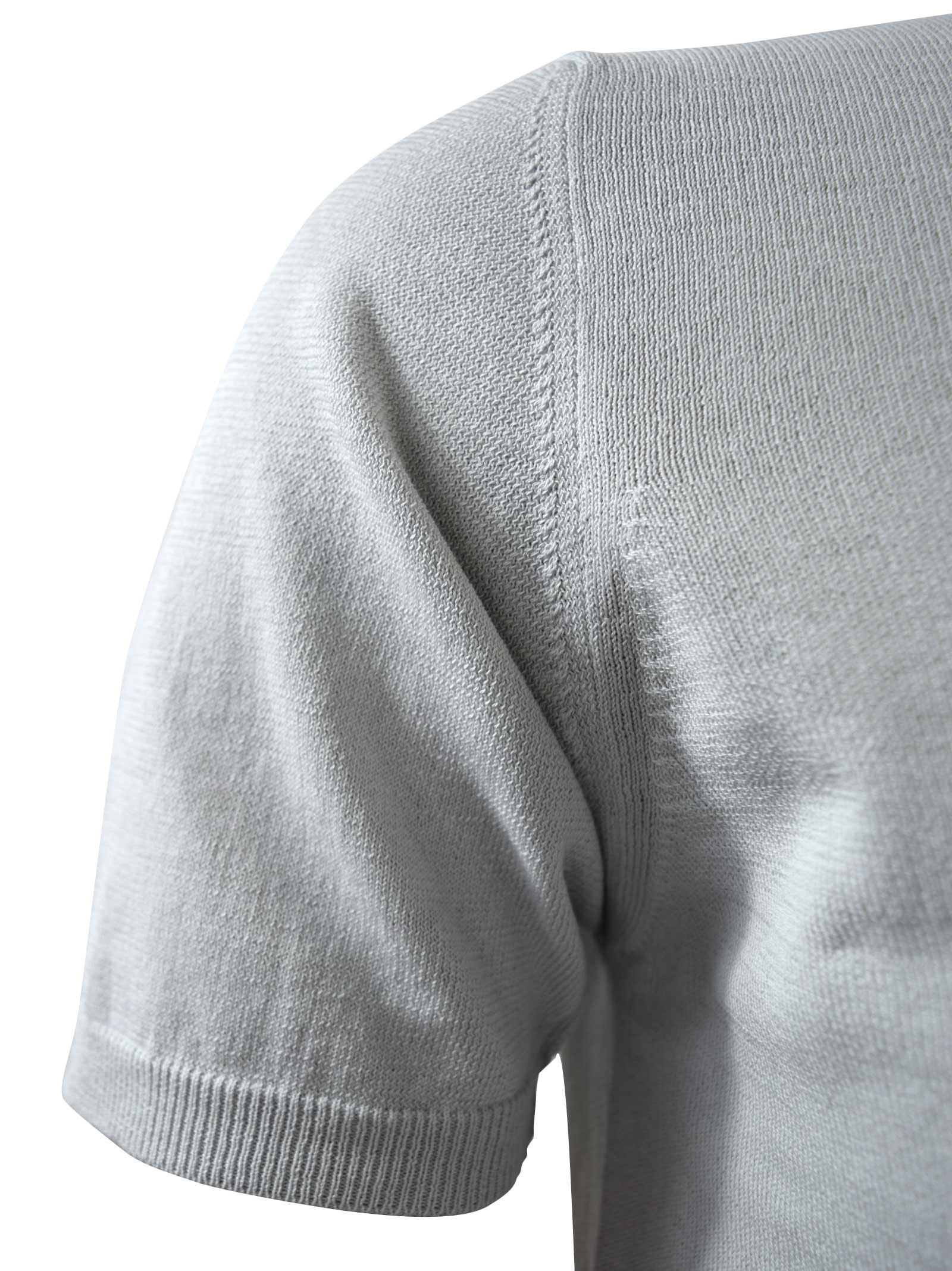 T-SHIRT IN CREPE DI COTONE 1957   T- shirt   M51788Y551
