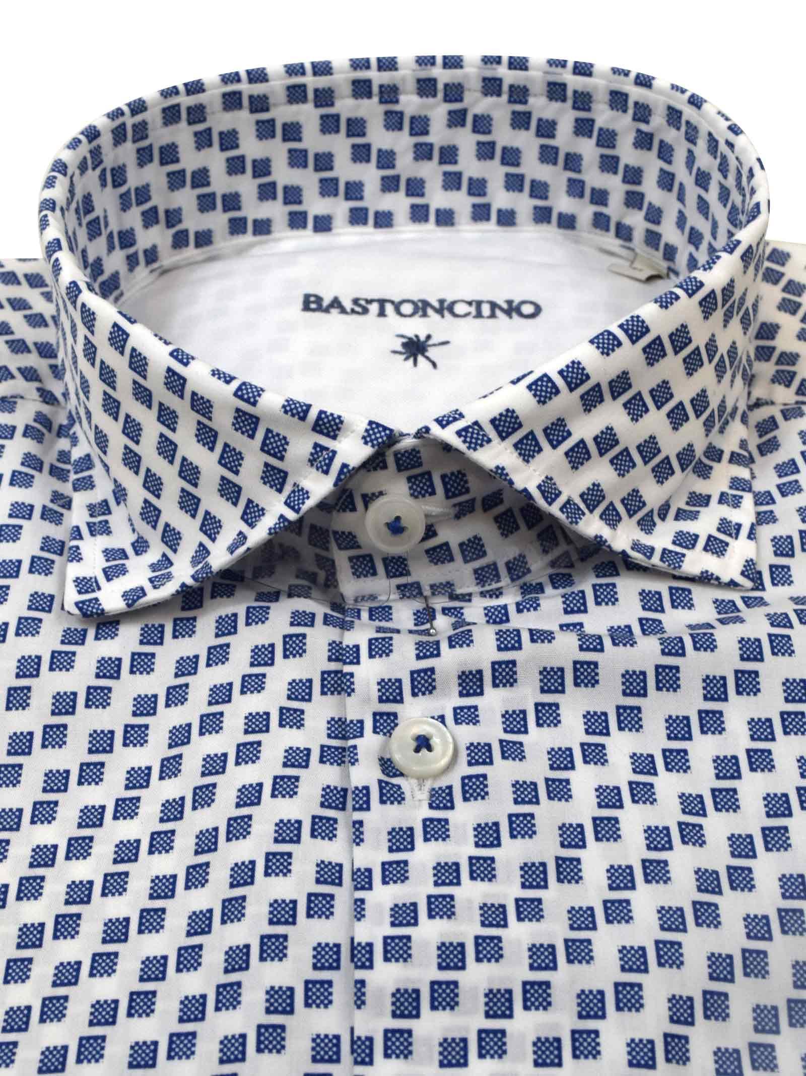 CAMICIA SLIM BASTONCINO | Camicie | SIMO1511 1