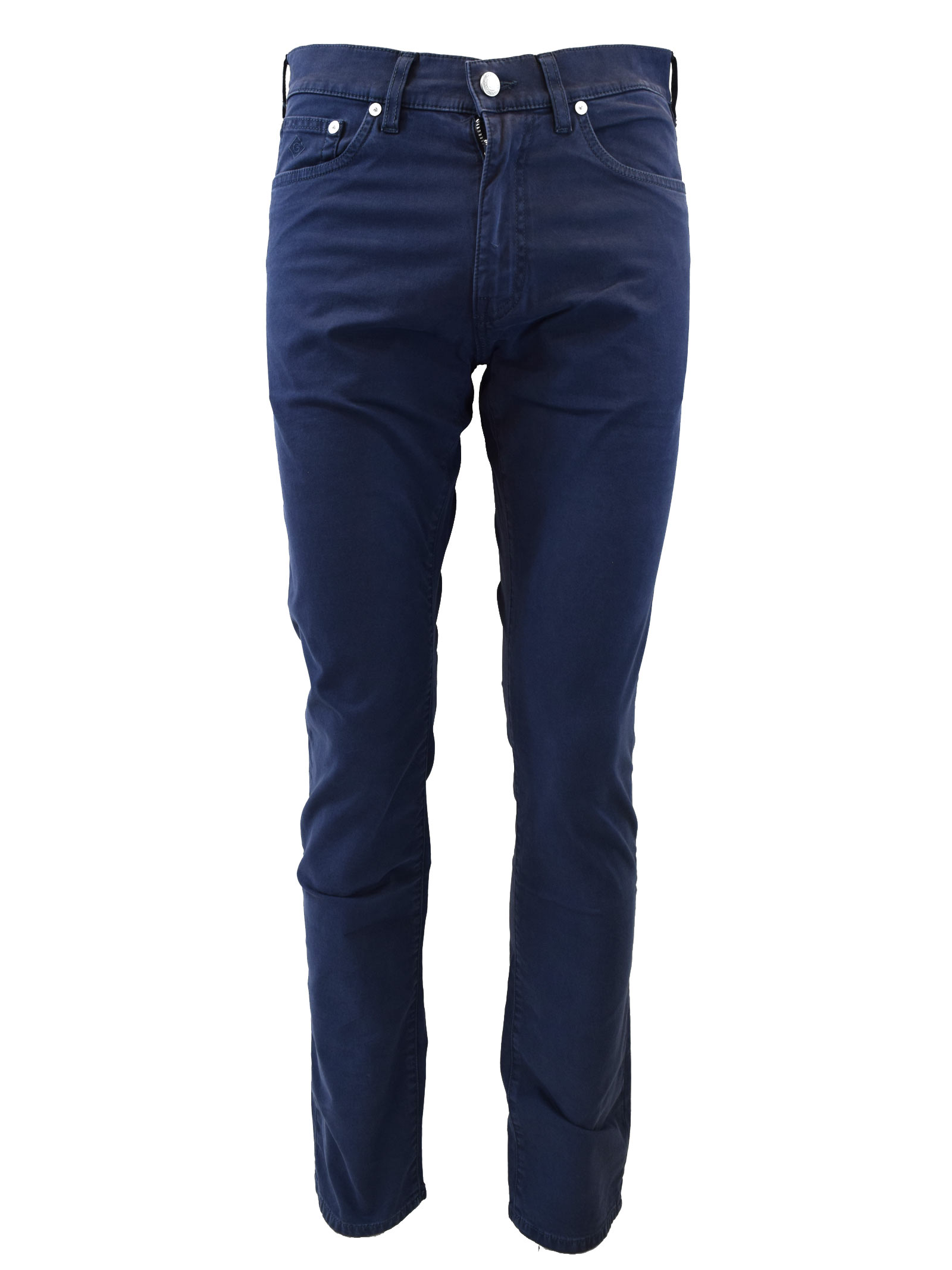 5 TASCHE IN COTONE GANT | Pantaloni | 1007309410