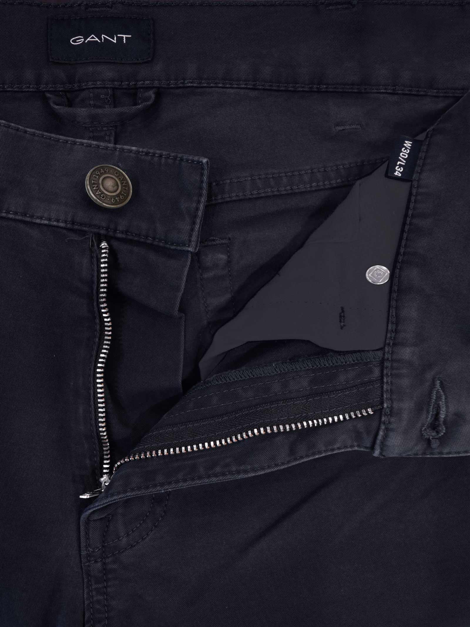 5 TASCHE COTONE GANT | Pantaloni | 1010209405