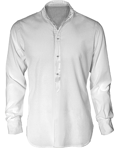 CAMICIA IN LINO MC2  SAINT BARTH | Camicie | KLARKE01