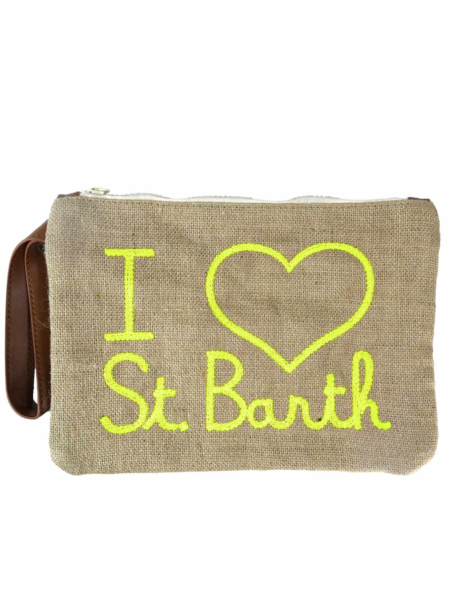 pochette MC2  SAINT BARTH | Borse | PARISIENNE JUTEELSB19