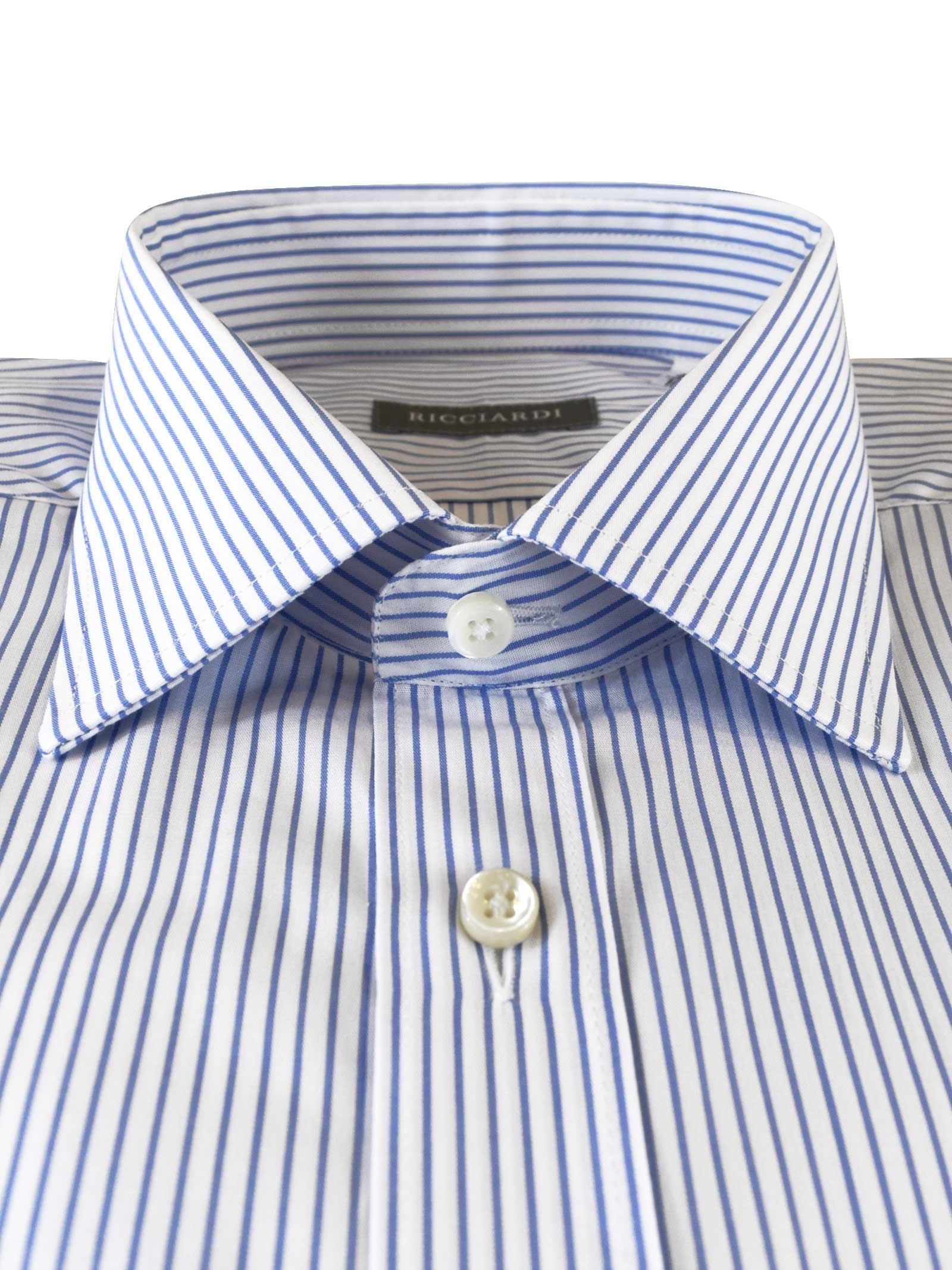 Classica classica vestibilità SLIM RICCIARDI | Camicie | ADAMO2025