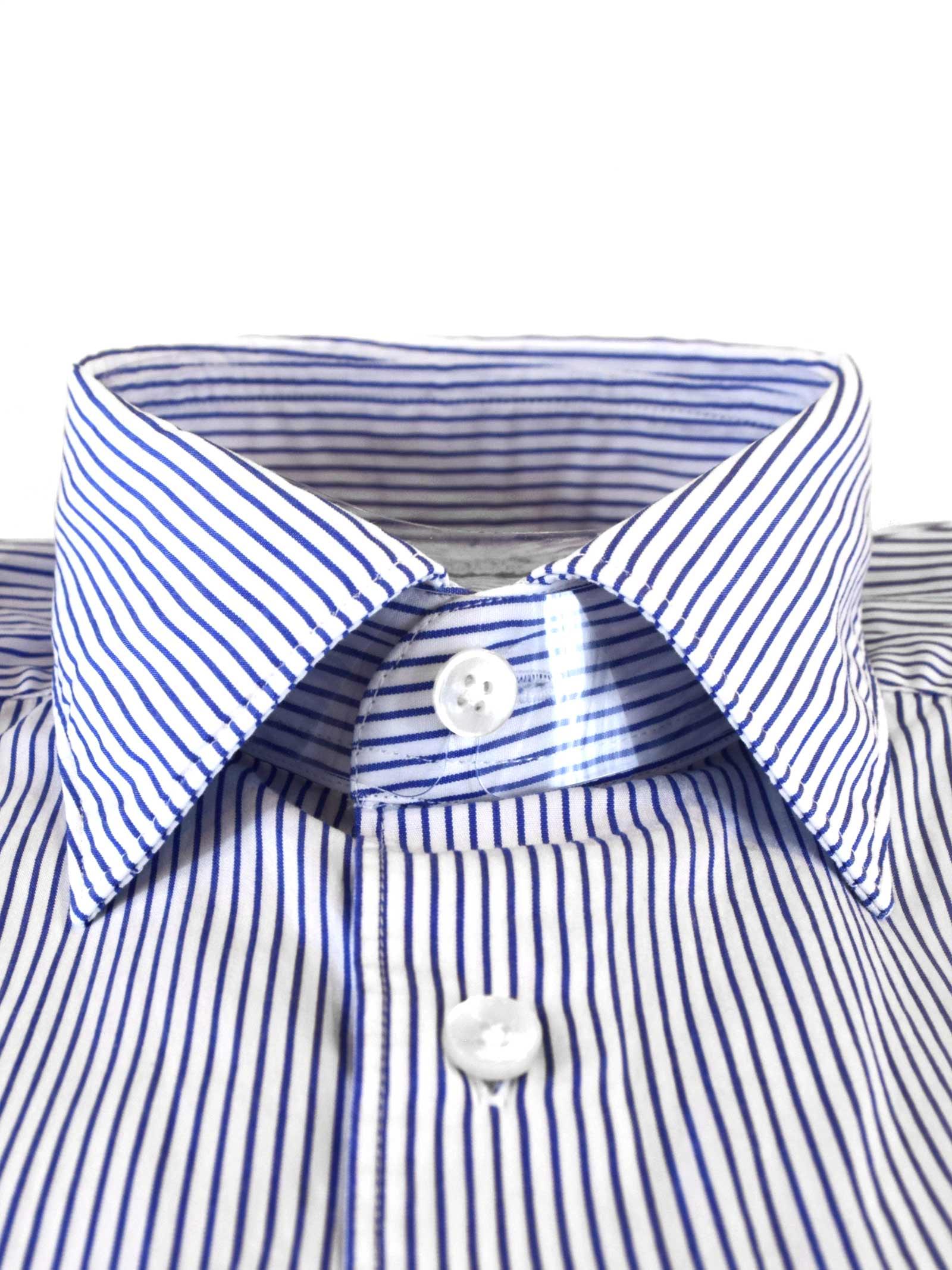 CAMICIA IN COTONE LAVATO XACUS | Camicie | 819/11232004