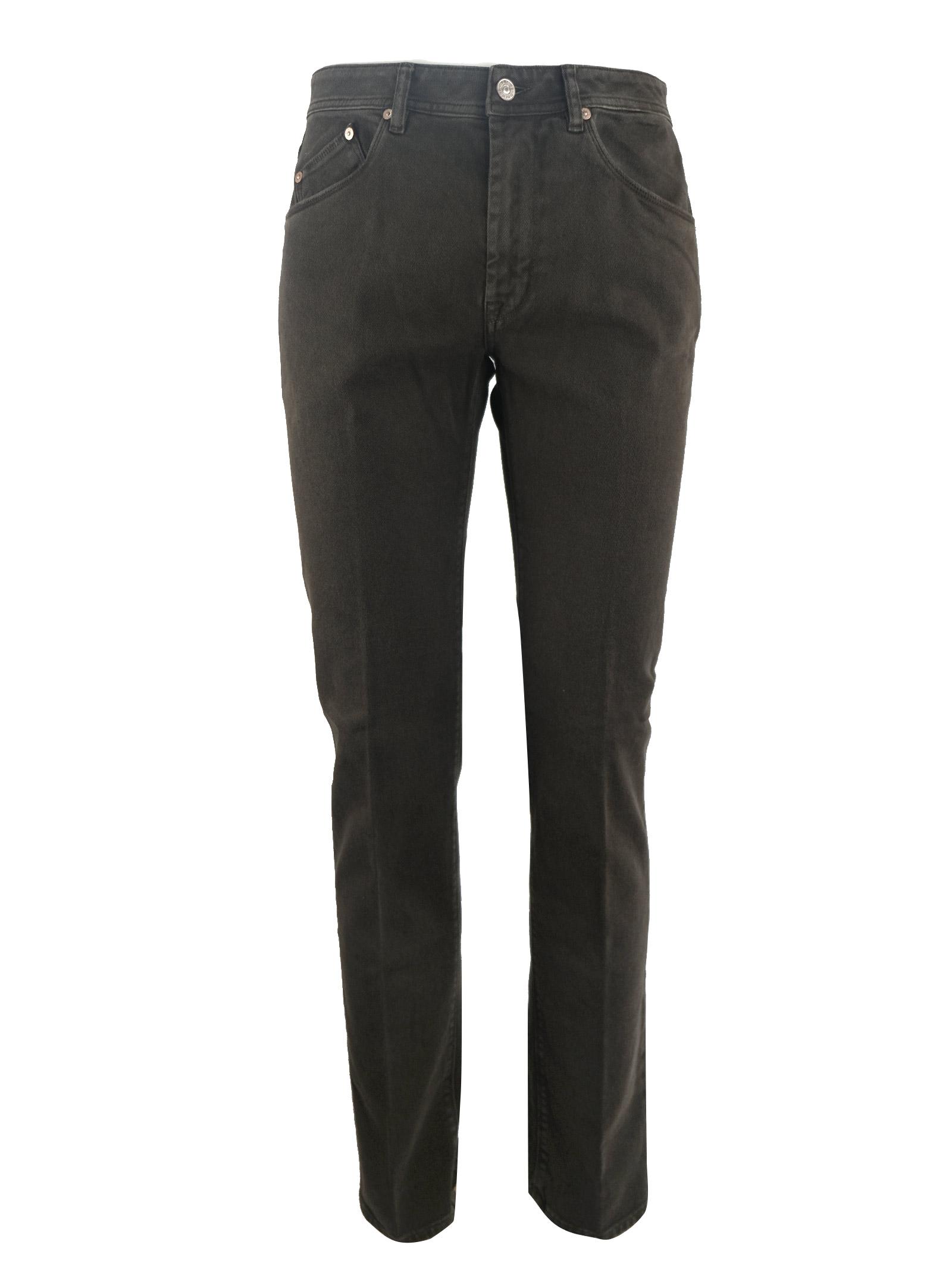 5 POCKET BULL COLOR JEANS BARMAS | Jeans | DEAN B319 T03142