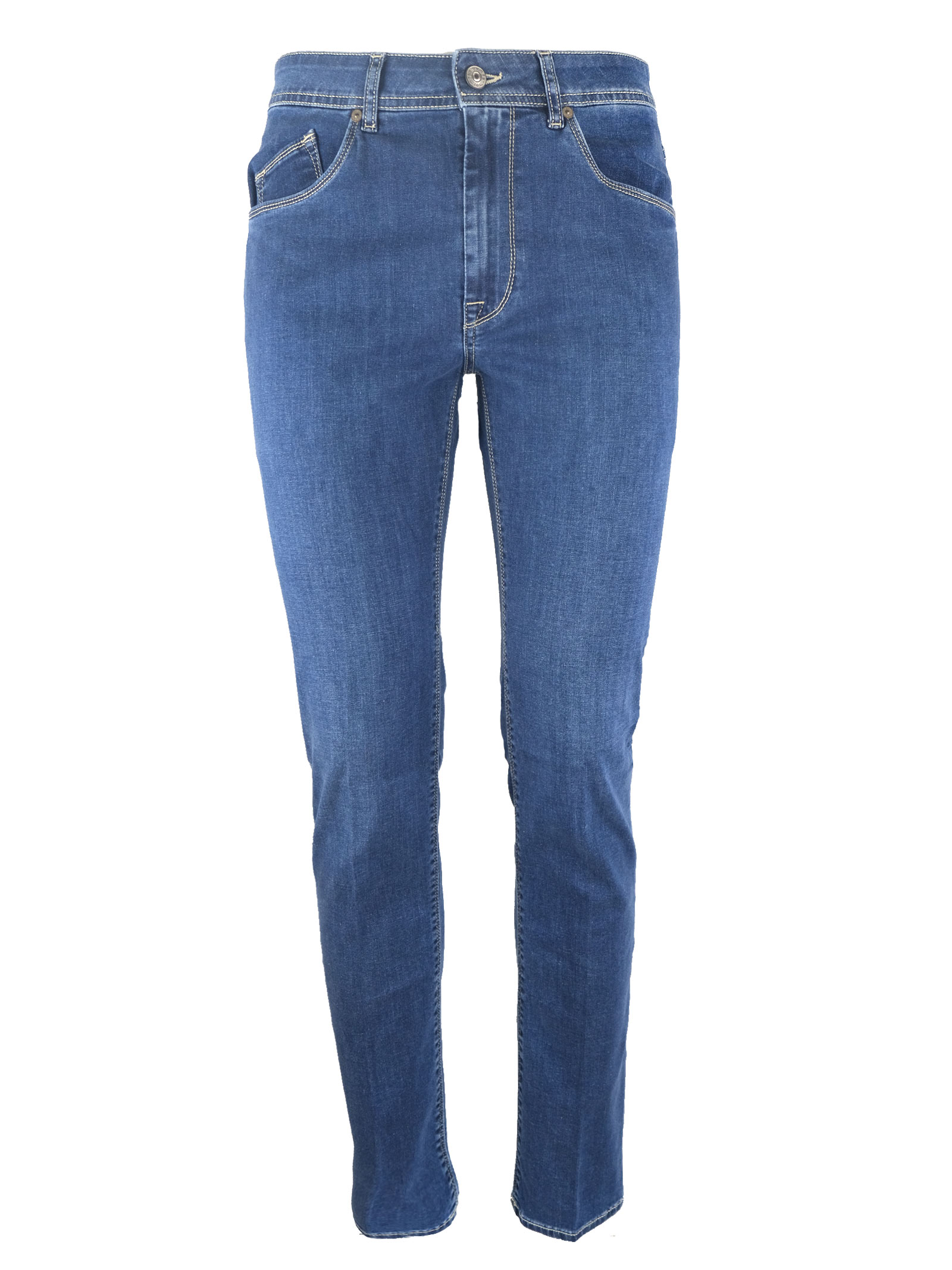 JEANS IN TELA DENIM  8 ONCE BARMAS | Jeans | DEANB025 L017