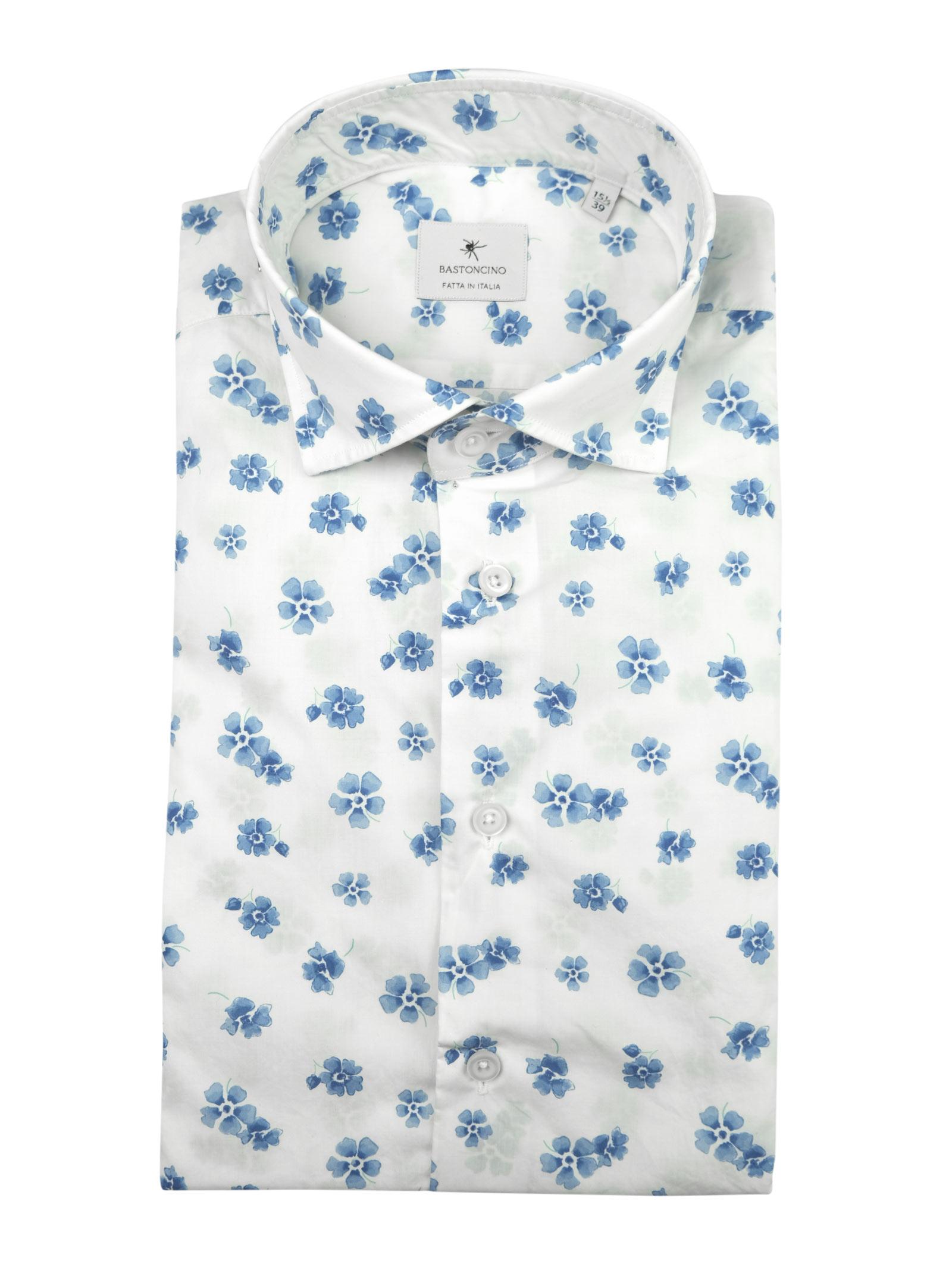 Camicia sportiva BASTONCINO   Camicie   SARTORIALE1857 1