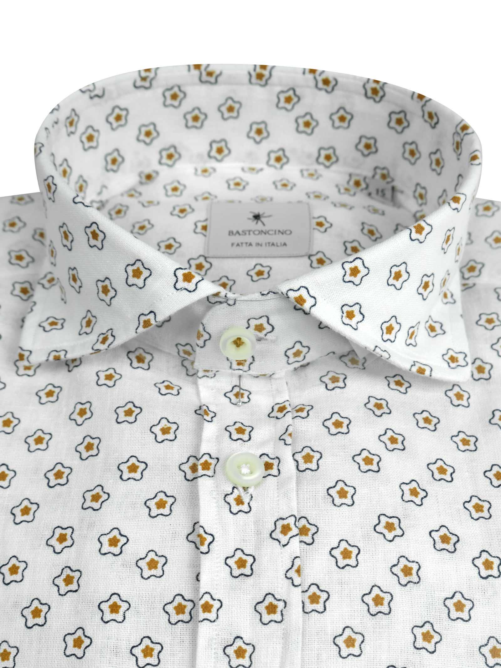 Camicia sportiva BASTONCINO | Camicie | SARTORIALE1875 01