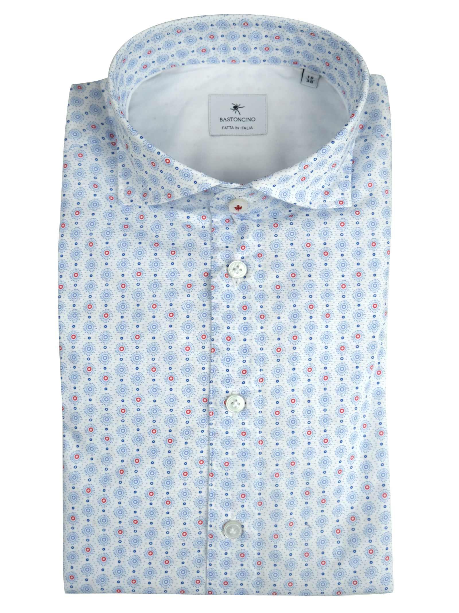 Camicia sportiva BASTONCINO   Camicie   SIMO1889