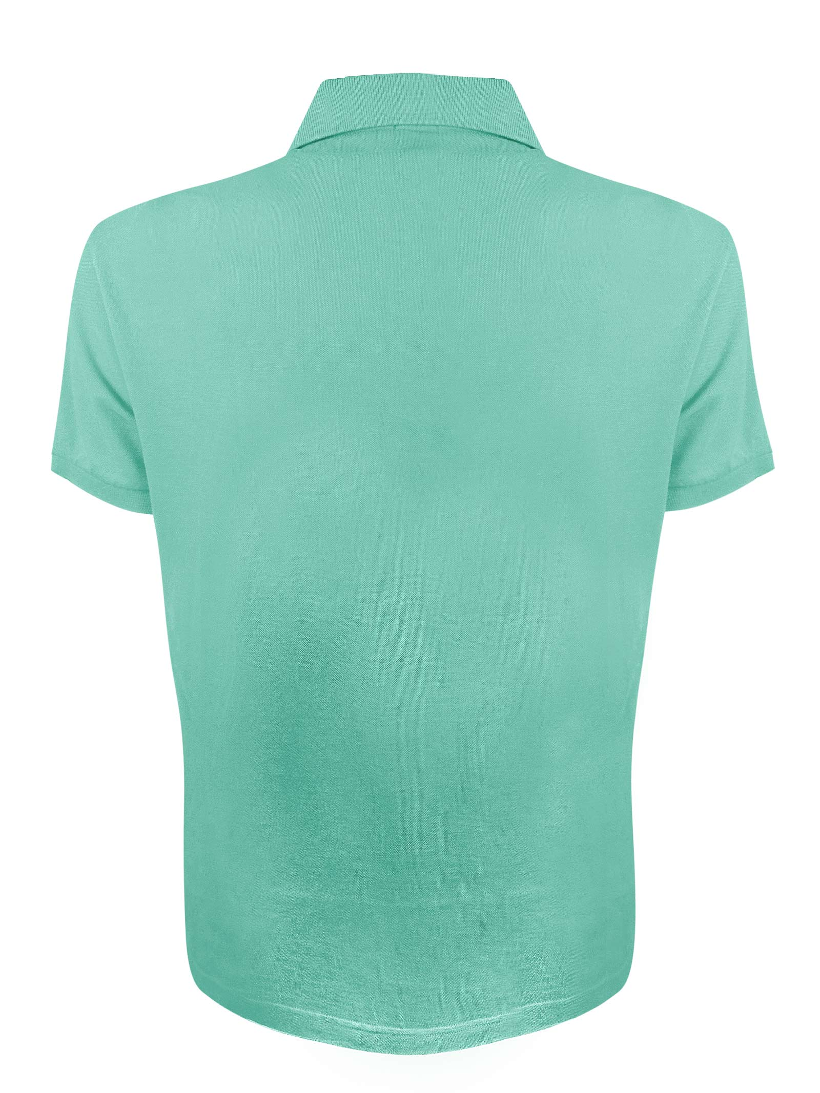 Solid color short sleeves polo BROOKSFIELD | Polos | 201A.A0327275