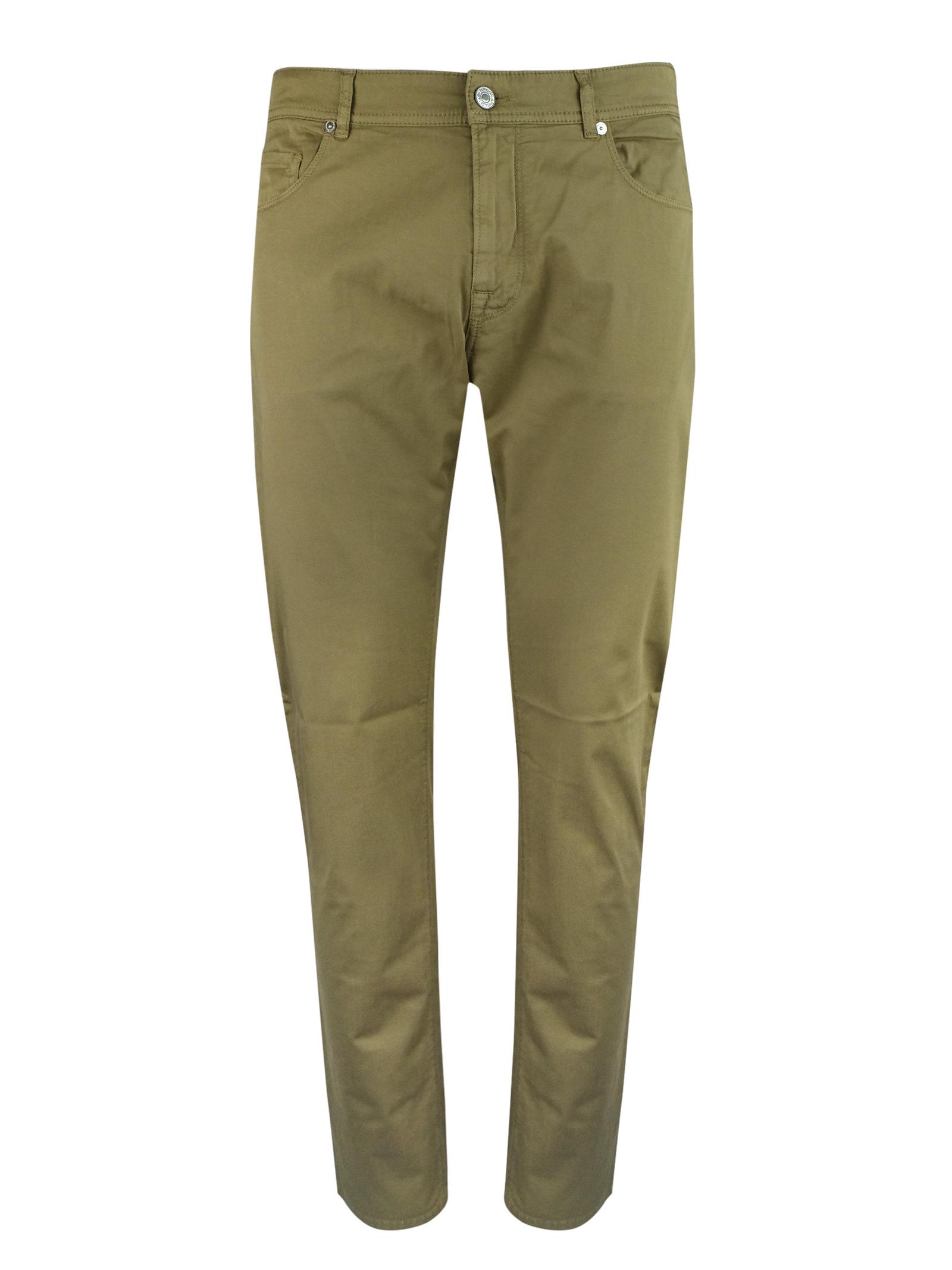 Five pockets light pants BROOKSFIELD | Trousers | 205D.C0687273