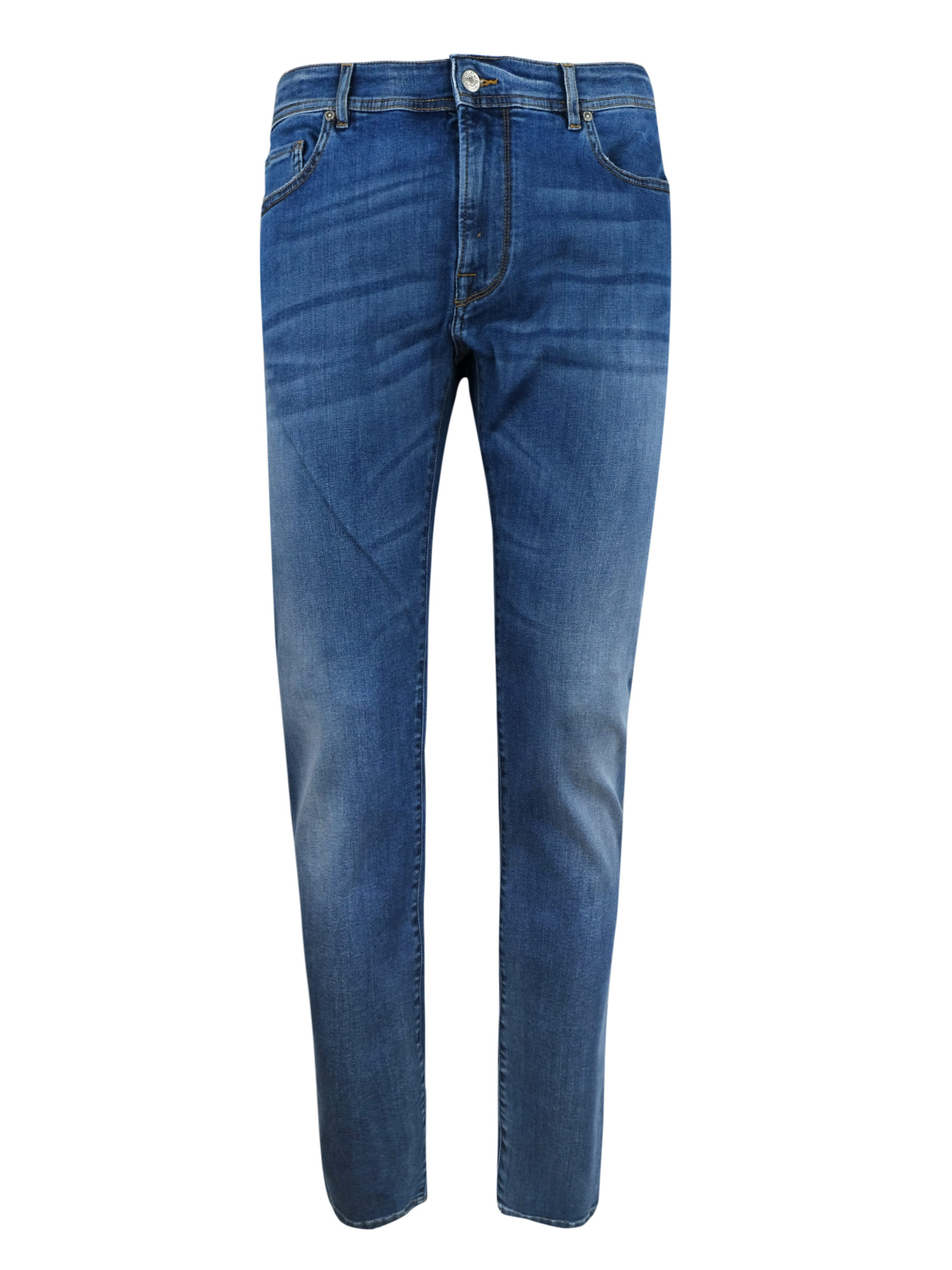 Medium rinse denim BROOKSFIELD | Trousers | 205D.H0850032