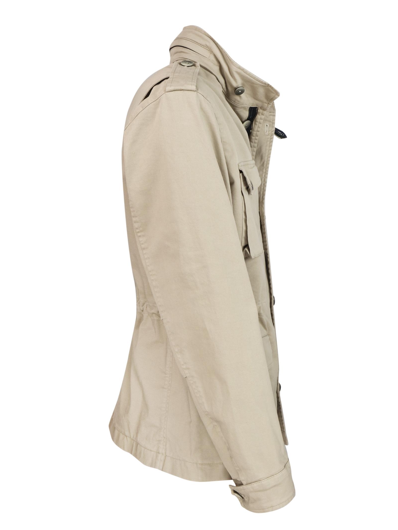 desert jacket 4 pockets , CAMPLIN   Jackets   DISCOVERYSSC