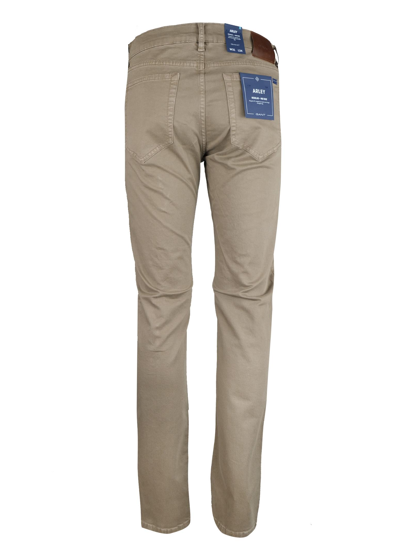 5 pocket jeans GANT | Trousers | 1000369261