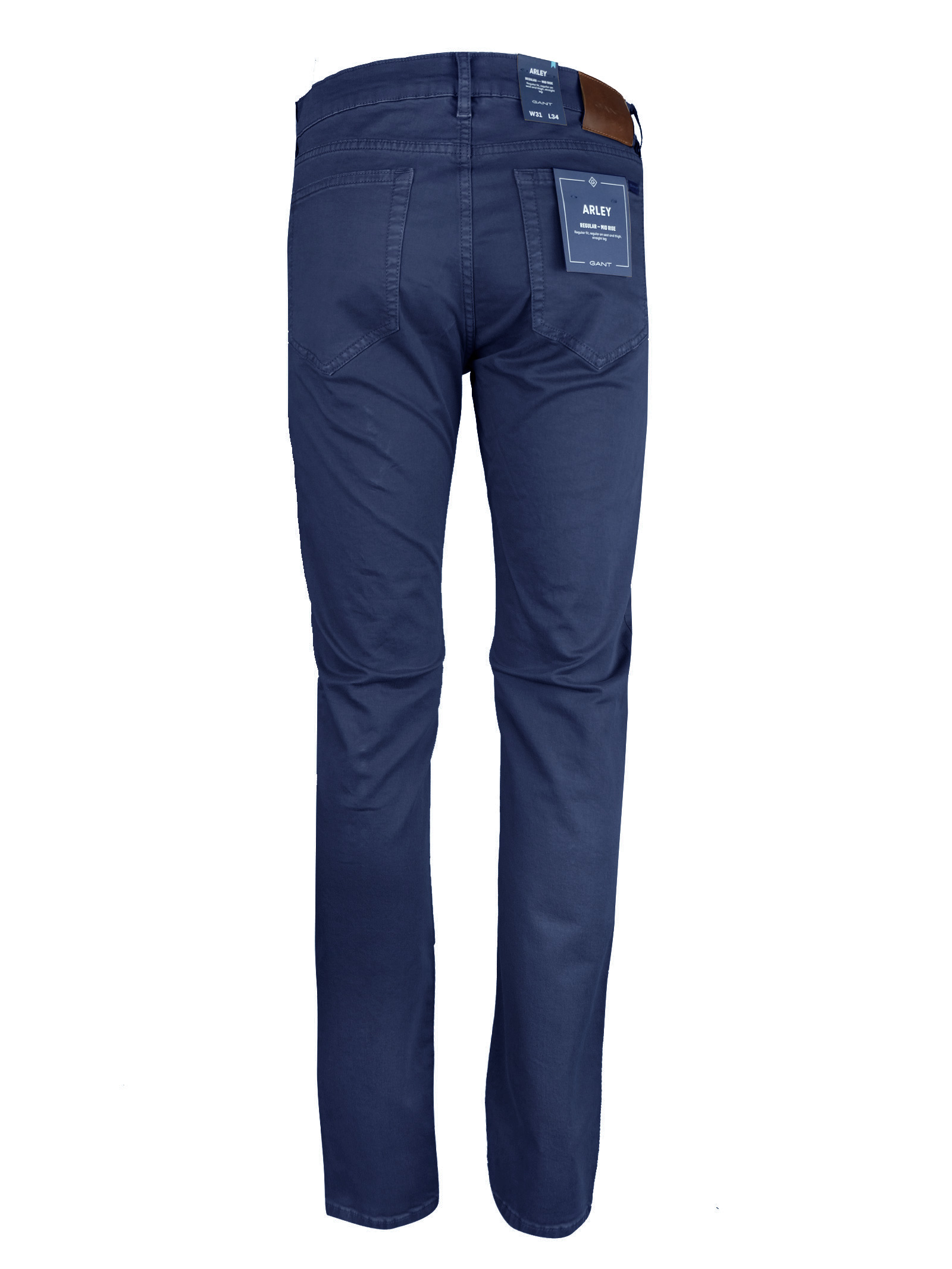 5 pocket jeans GANT | Trousers | 1000369405