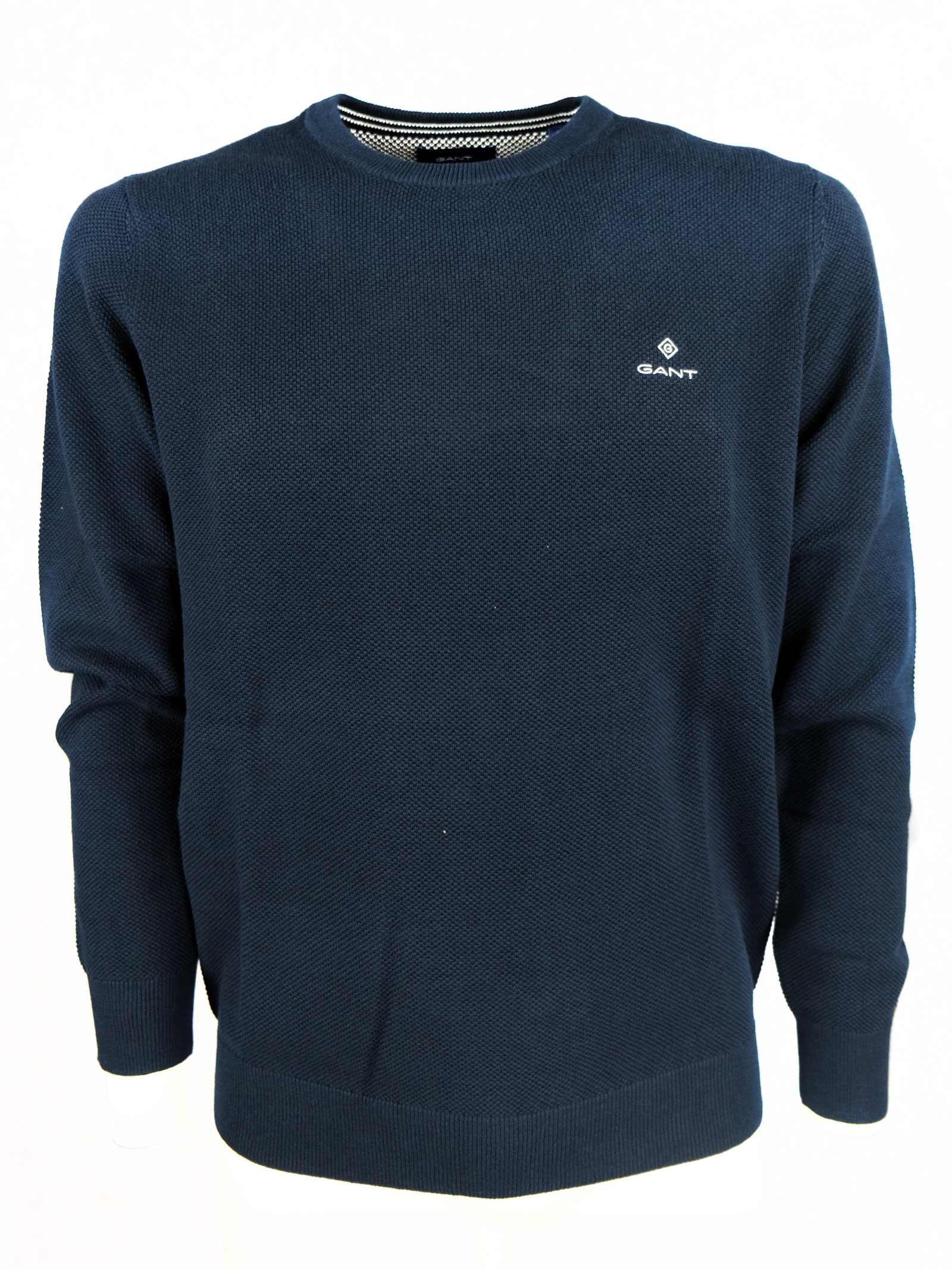 Crew neck sweater GANT | Knitwear | 8030521433
