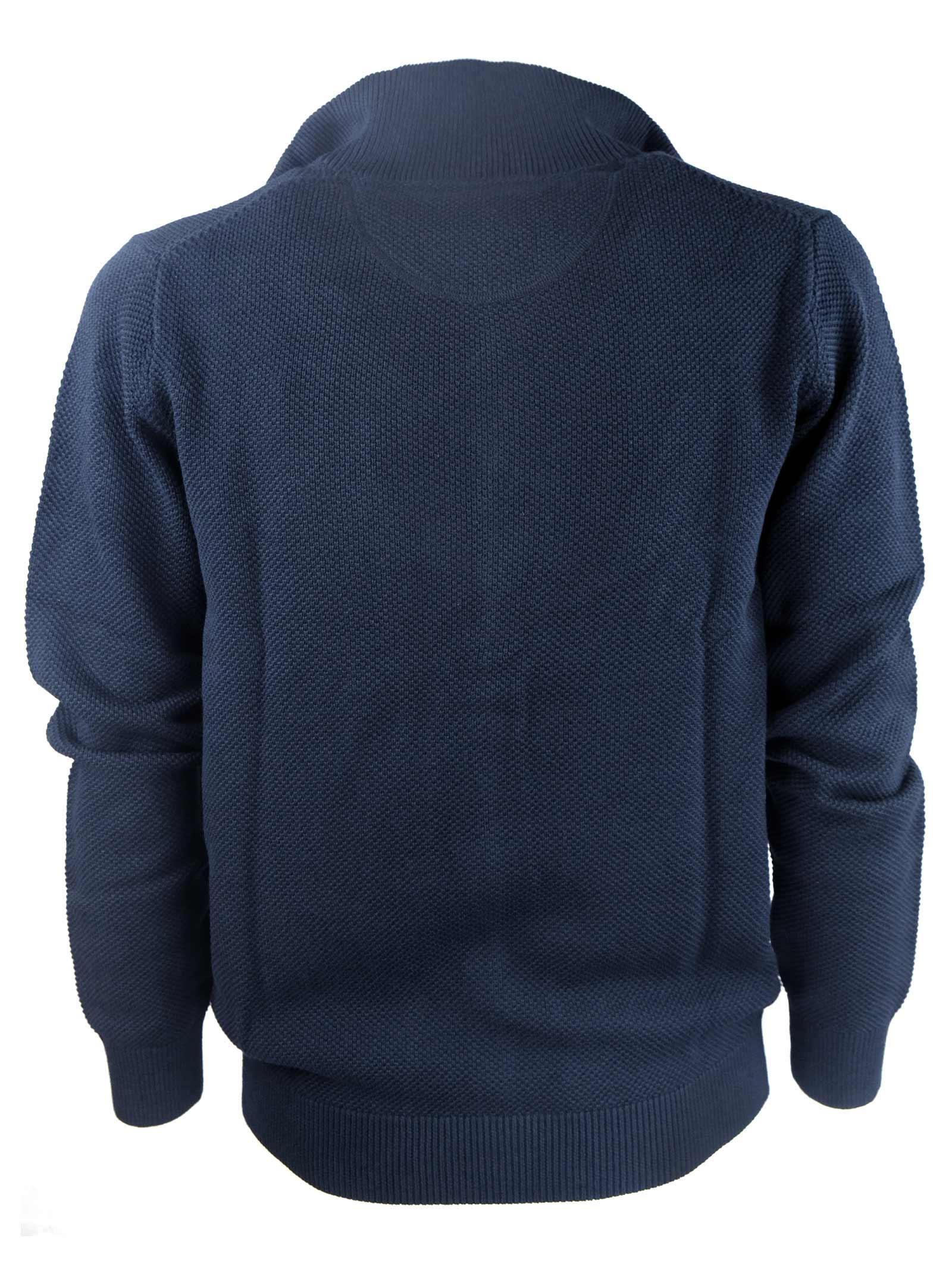 Full zip sweater GANT | Knitwear | 8030524433