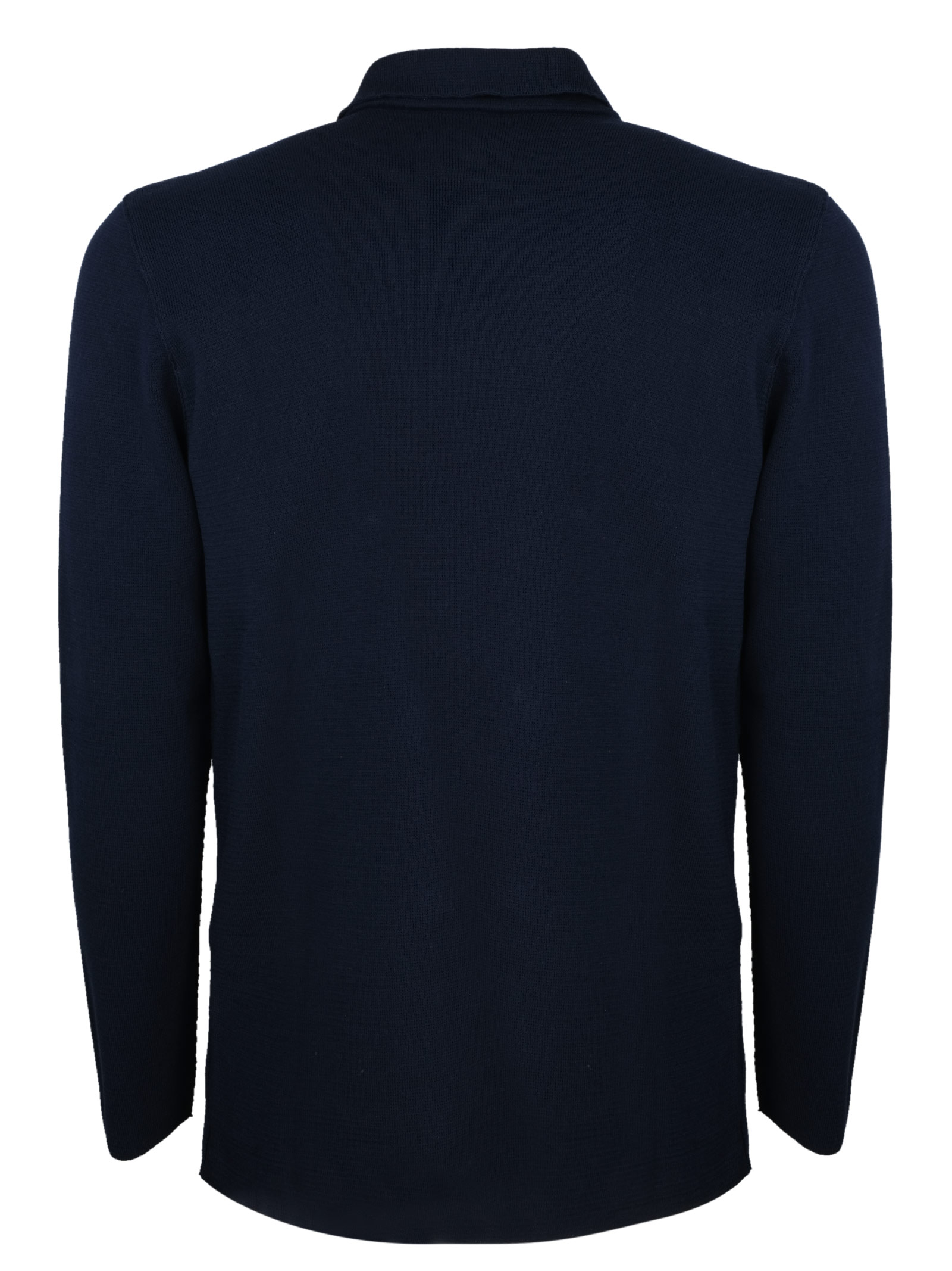 Double breast merino sweater H953 | Knitwear | 318490