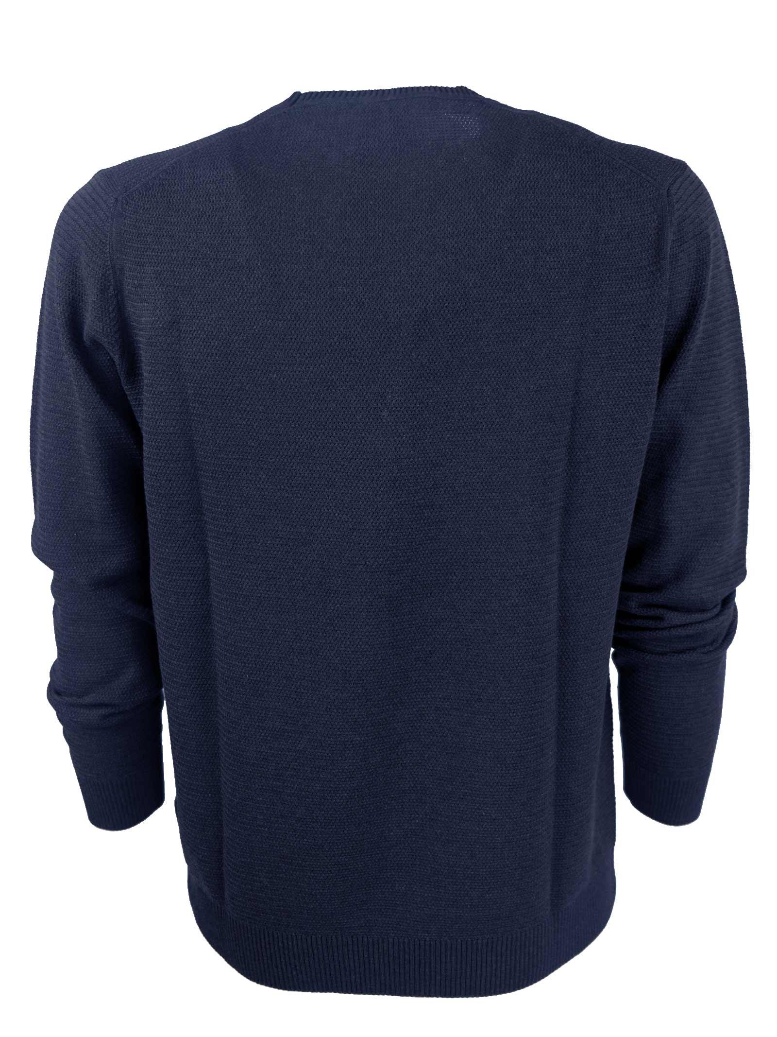 Basket stitch sweater H953 | Knitwear | 3200NR90
