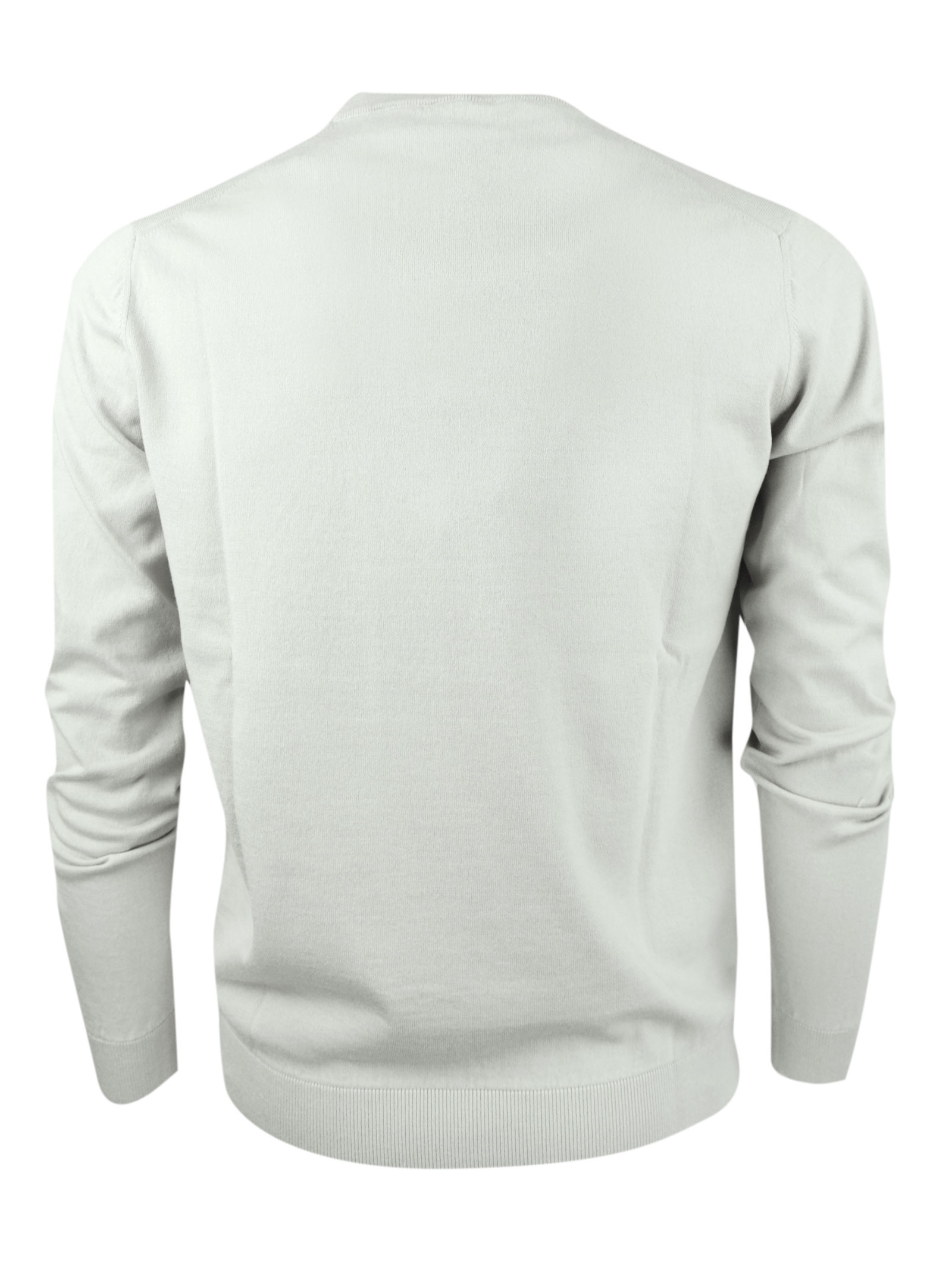 CLASSIC COTTON CREW NECK H953 | Knitwear | 321101