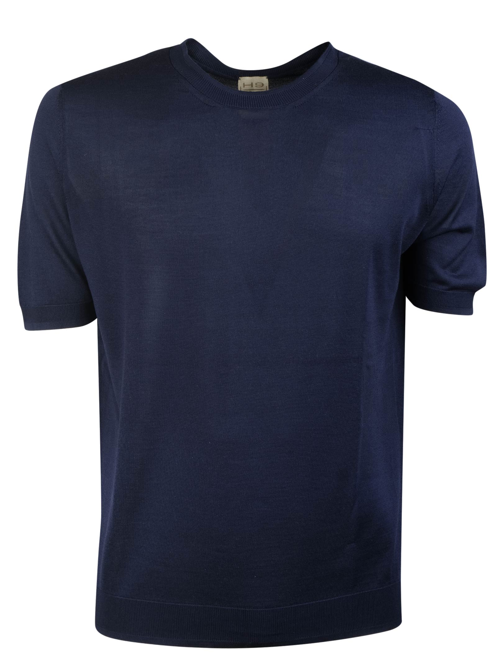 Silk t-shirtMade in Italy H953 | T-shirts | 324090