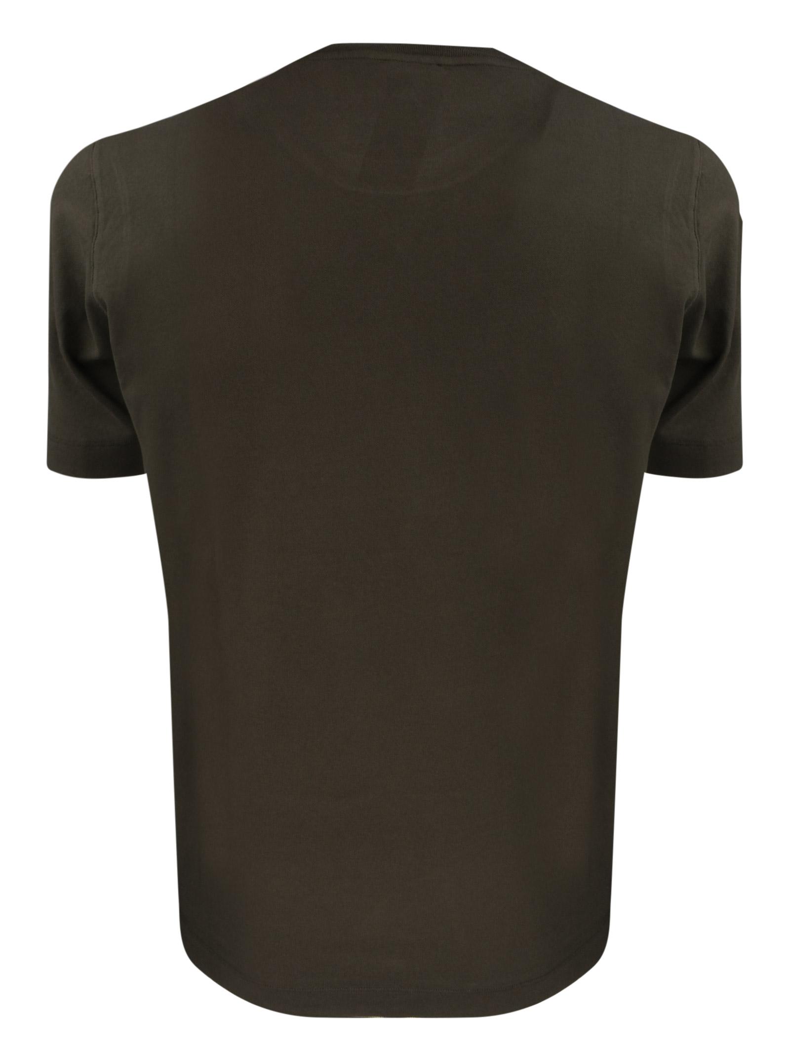 T- shirt in micro piquet H953 | T- shirt | 325715