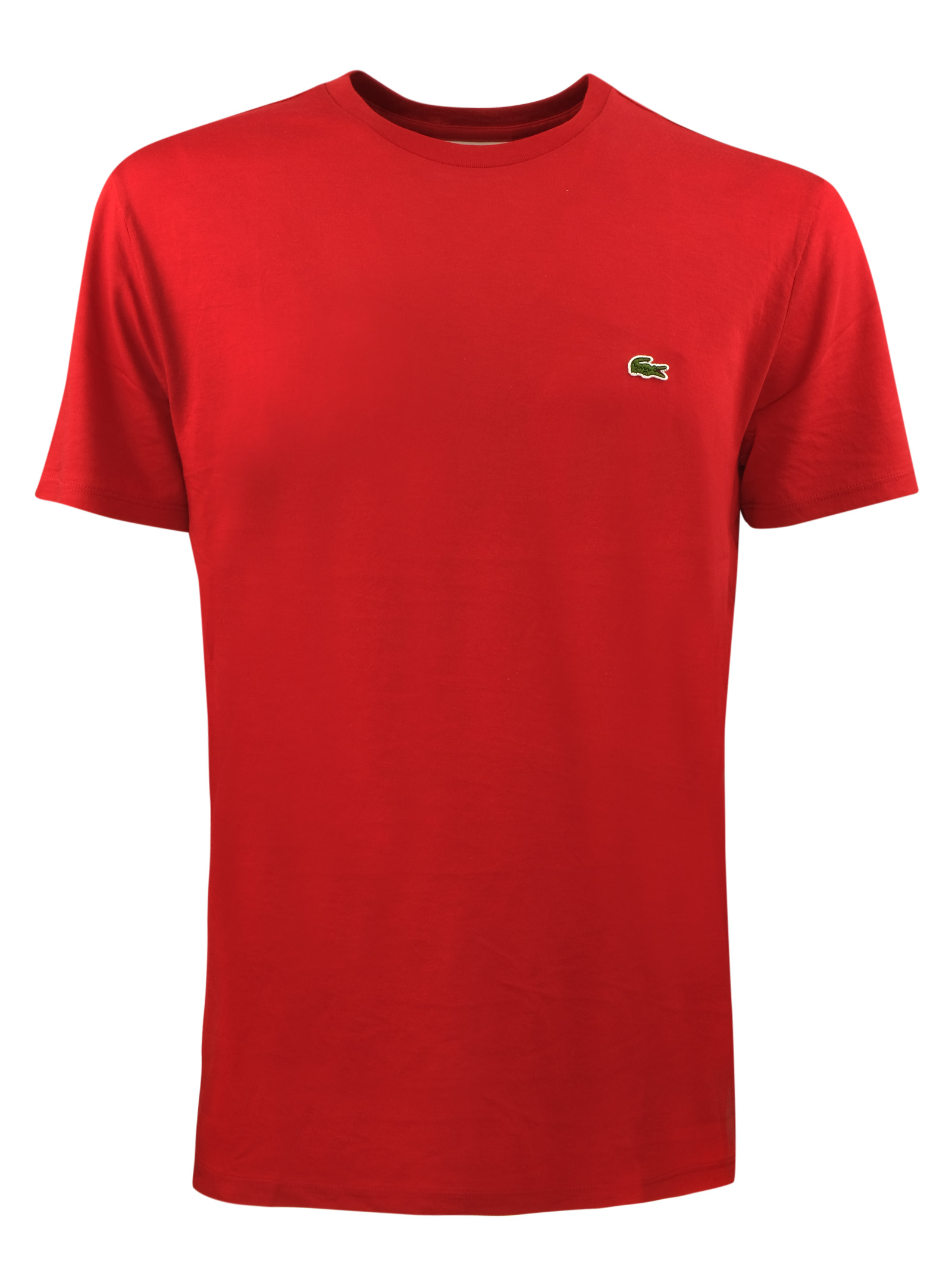 Pima cotton t-shirt LACOSTE | T-shirts | TH6709240