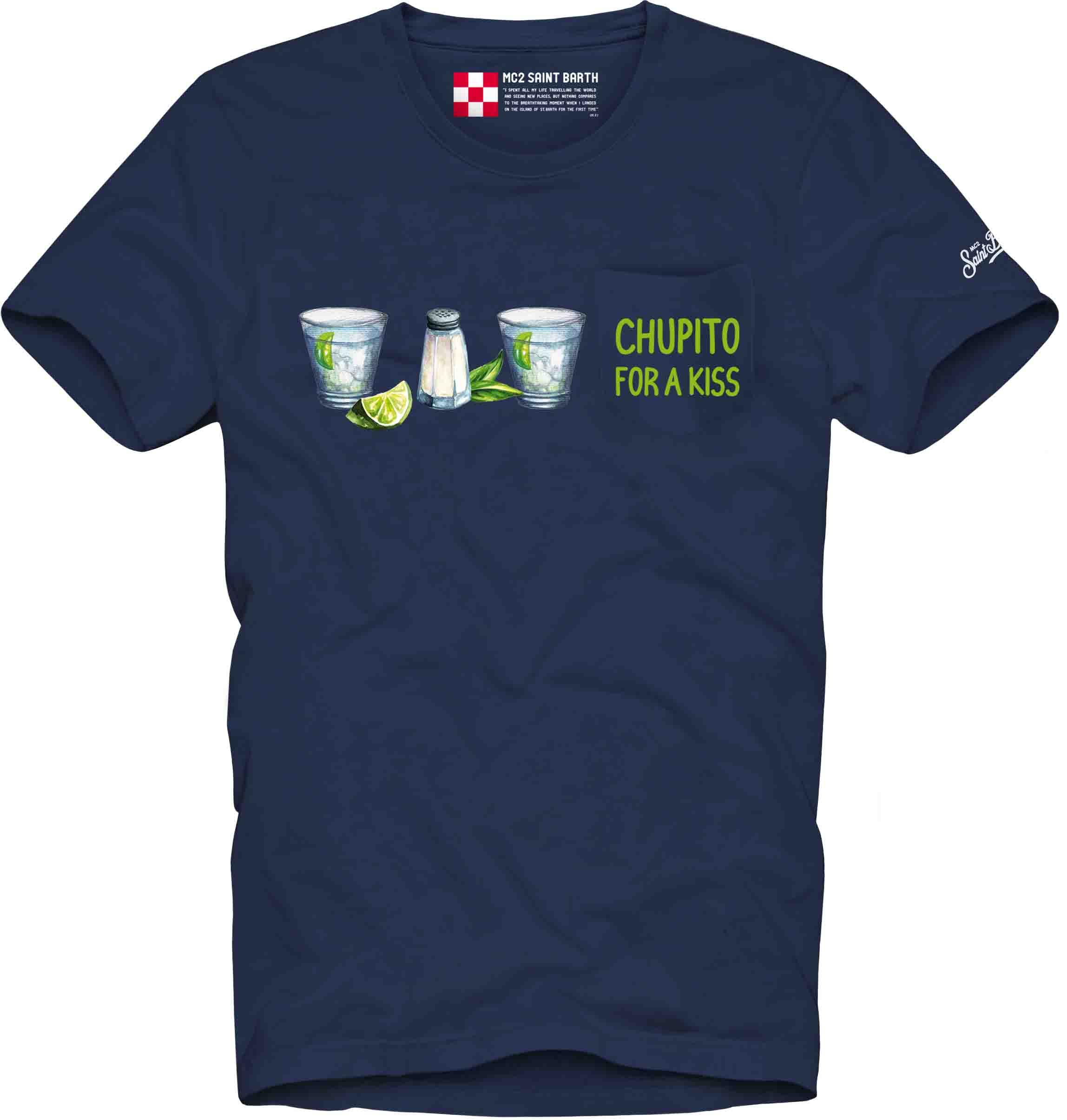 MC2  SAINT BARTH | T- shirt | AUS0001EBCK61