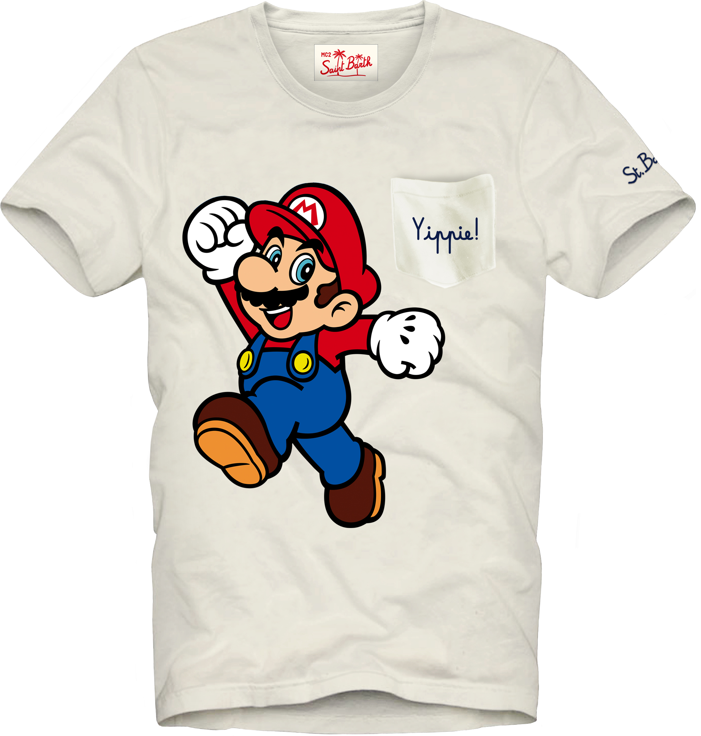 MC2  SAINT BARTH   T-shirts   AUS0001EMLA11