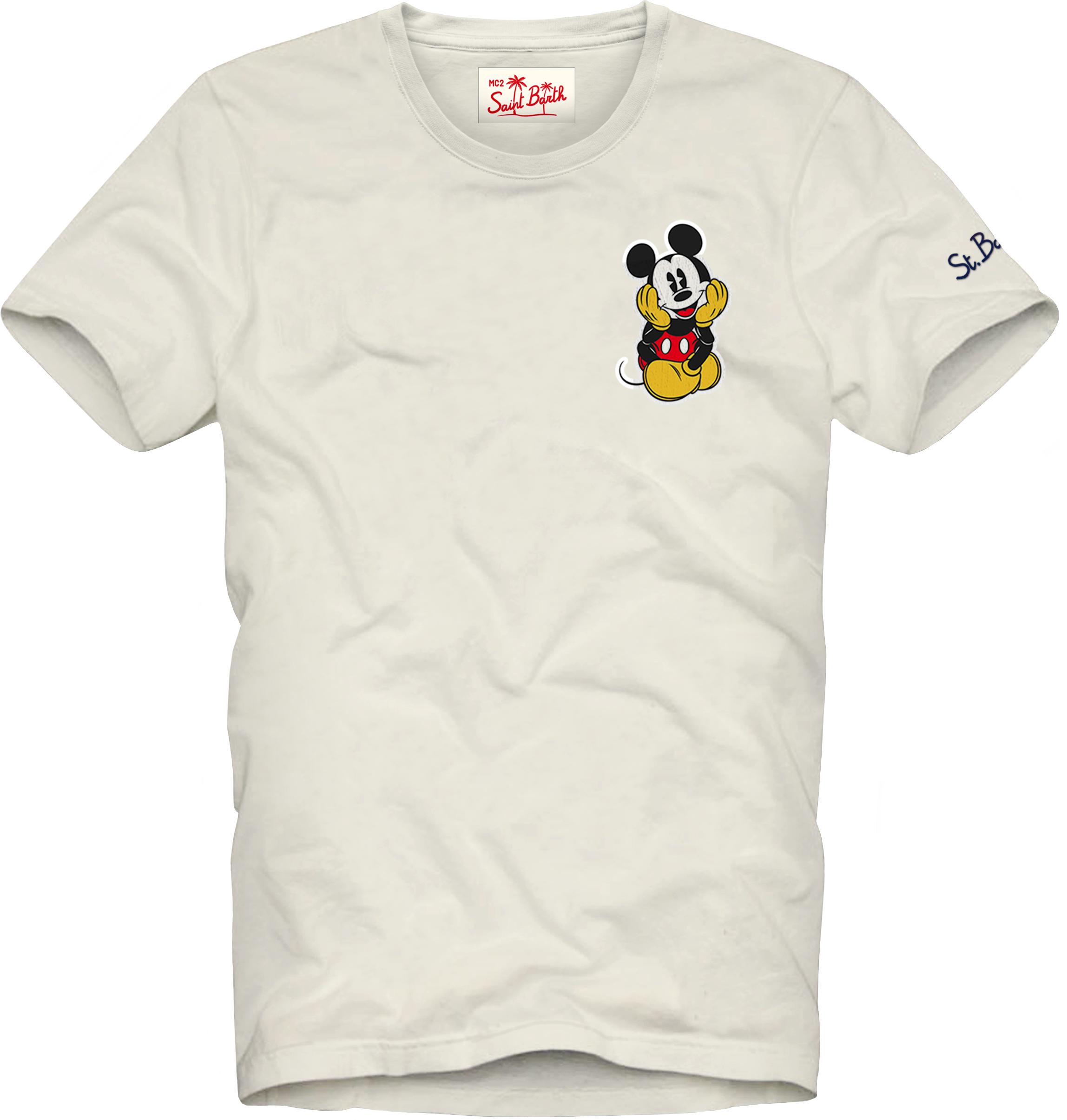 MC2  SAINT BARTH   T- shirt   JACK001PWMK11
