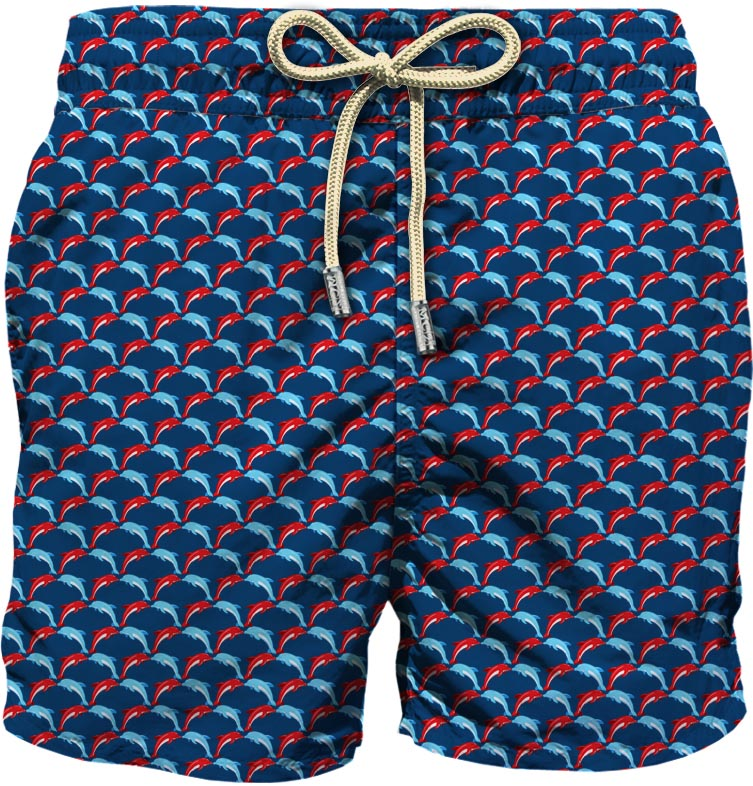 Light fabric swim shortLight fabric swim short MC2  SAINT BARTH |  | LIG0003DLPA61