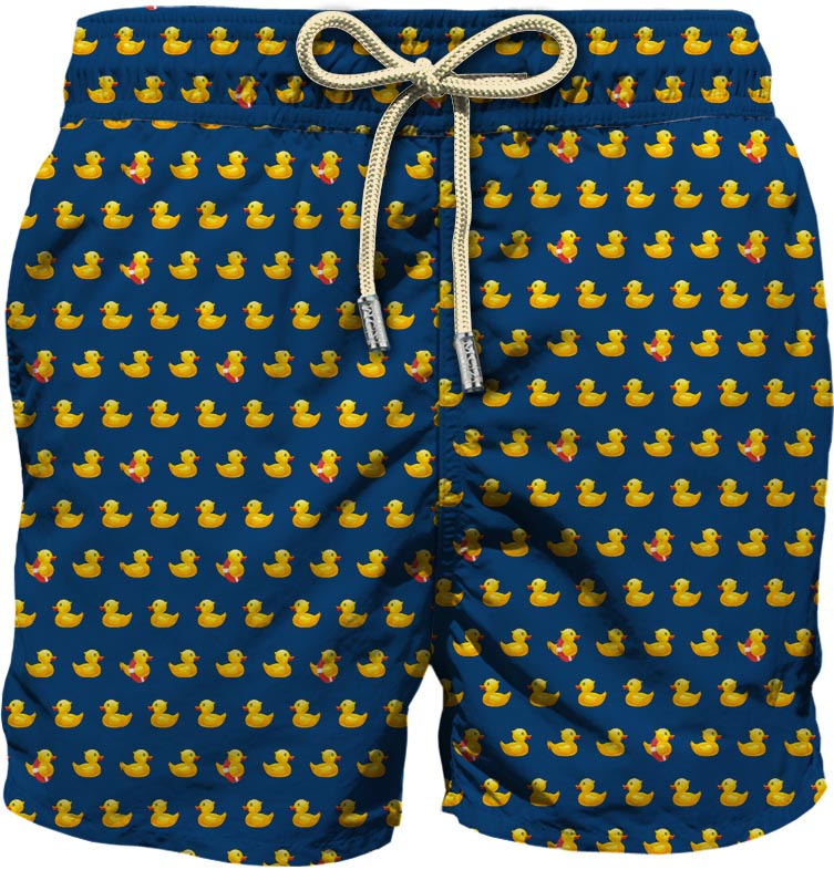 Light fabric swim short MC2  SAINT BARTH |  | LIG0003DUC61