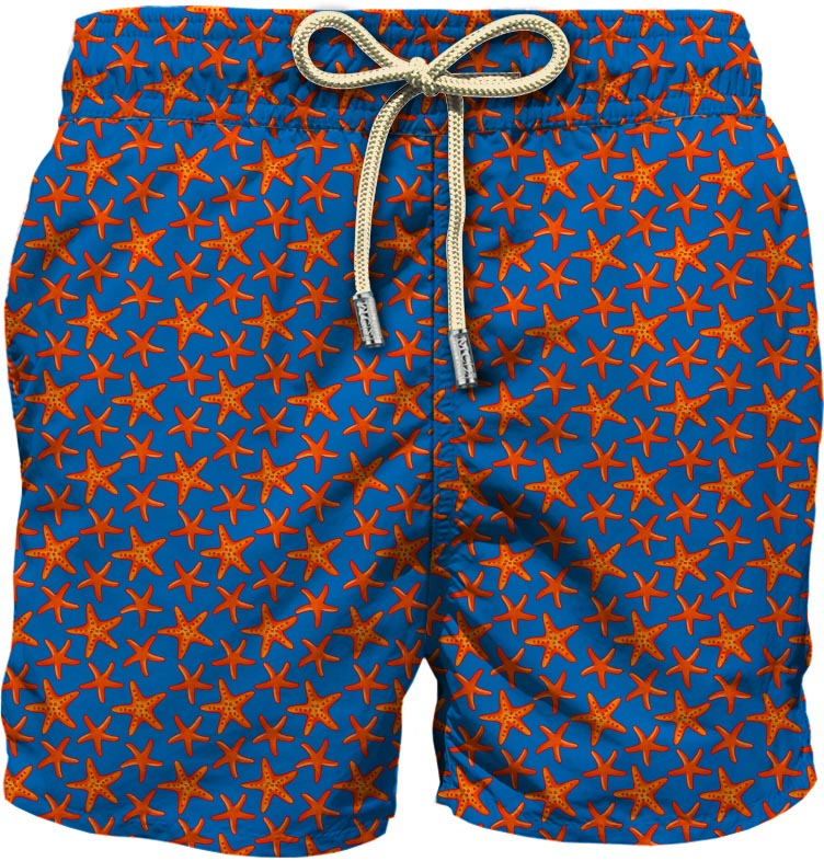Light fabric swim short MC2  SAINT BARTH |  | LIG0003HITO17