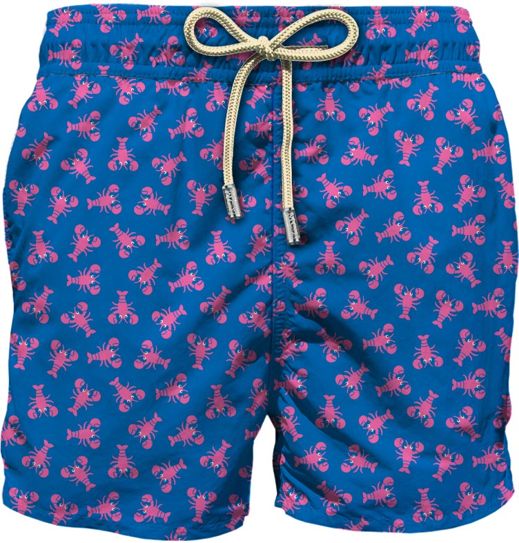 Light fabric swim short MC2  SAINT BARTH |  | LIG0003LOBI12